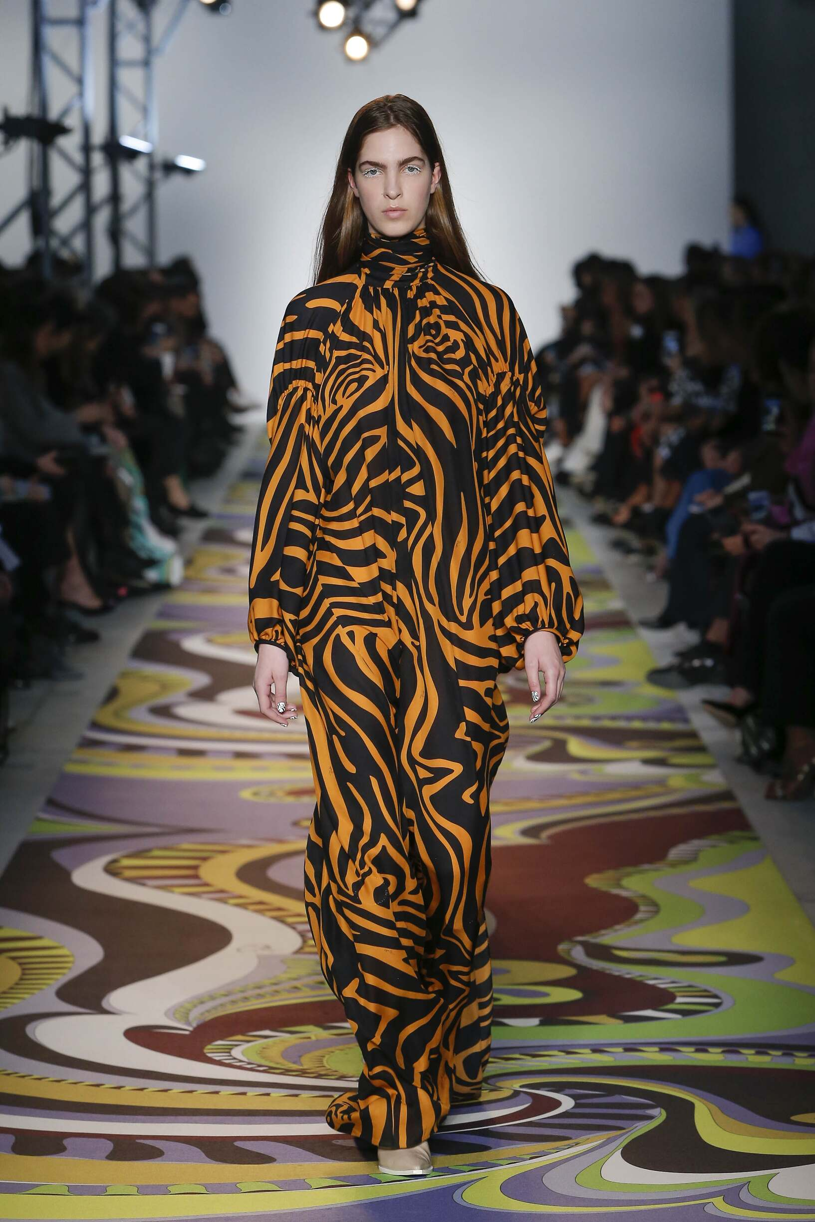Fall Winter 2017 Woman Milan Emilio Pucci Collection