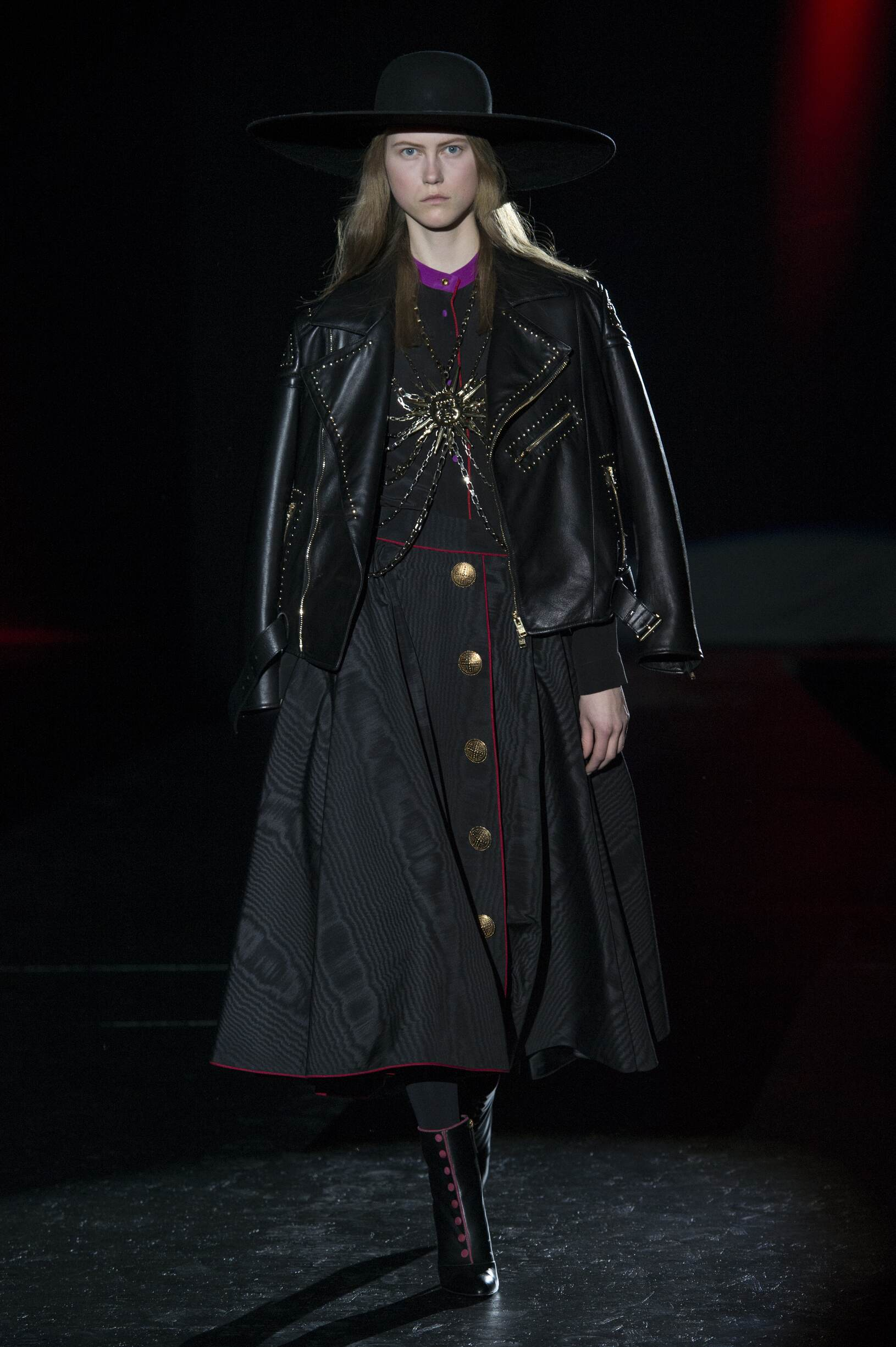 Fall Winter 2017 Woman Milan Fausto Puglisi Collection