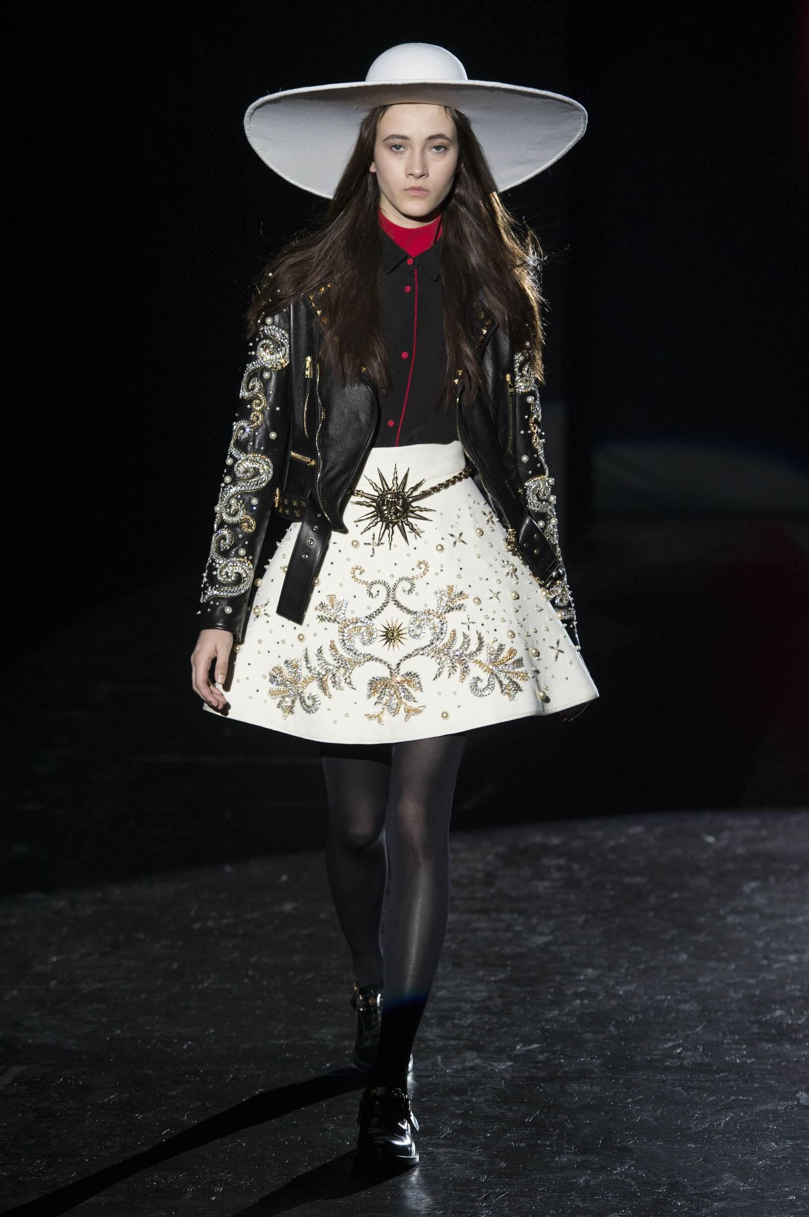 Fall Winter Fashion Trends Woman 2017-18 Fausto Puglisi