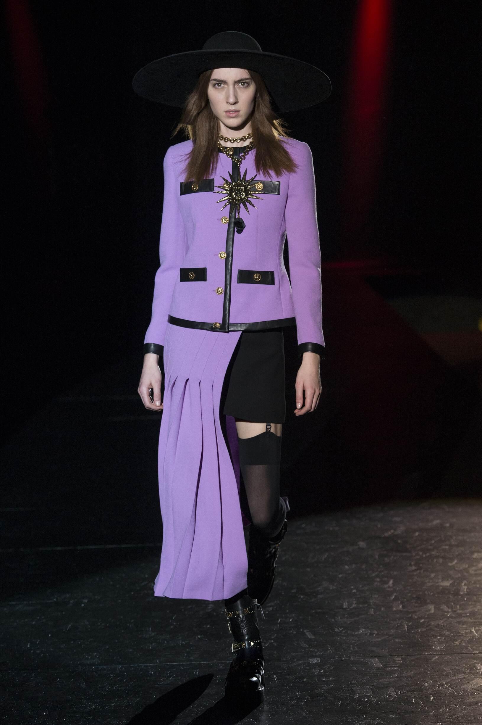 Fausto Puglisi Fall Winter 2017 Womens Collection Milan Fashion Week