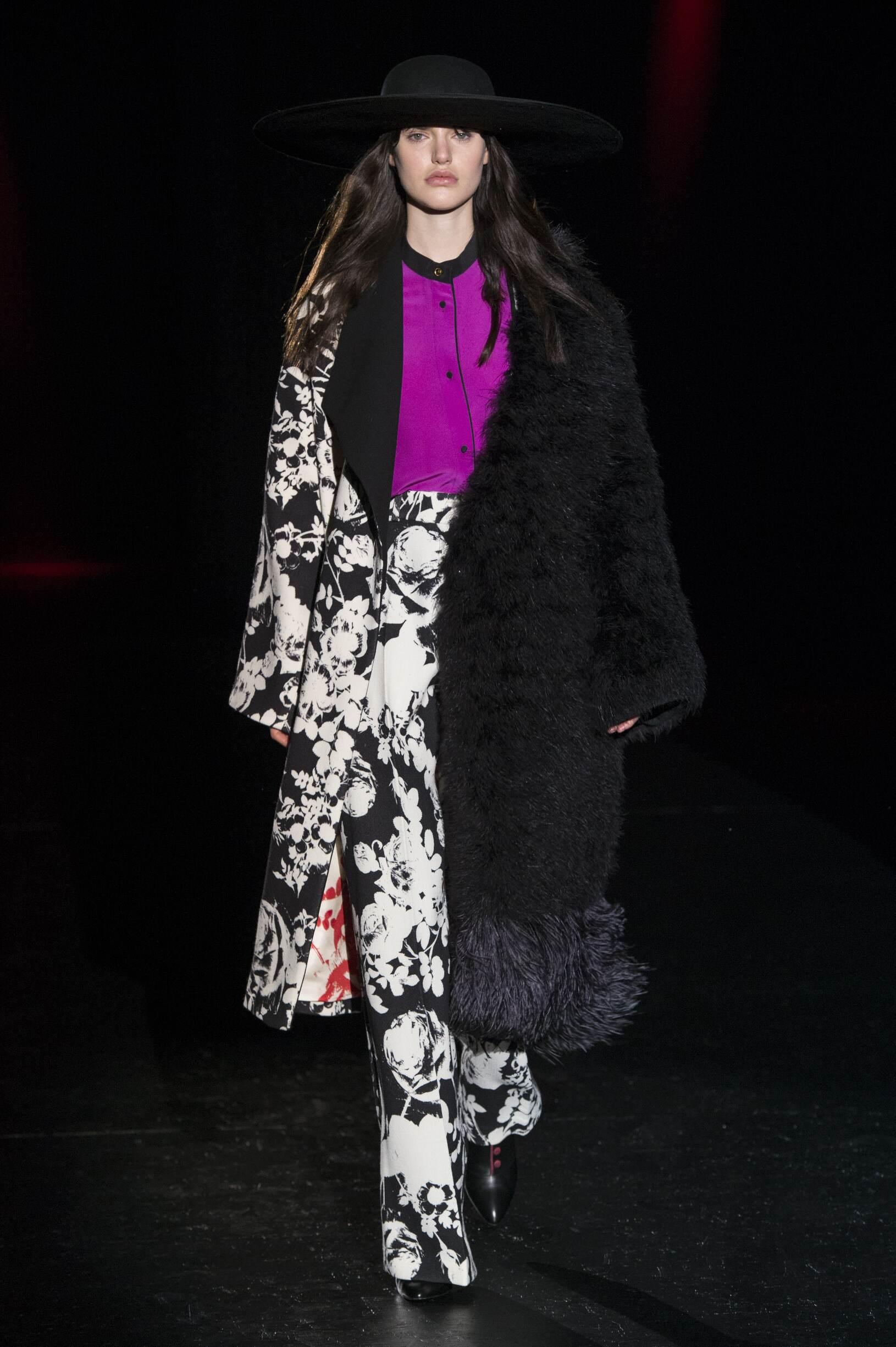 Fausto Puglisi Milan Fashion Week Womenswear