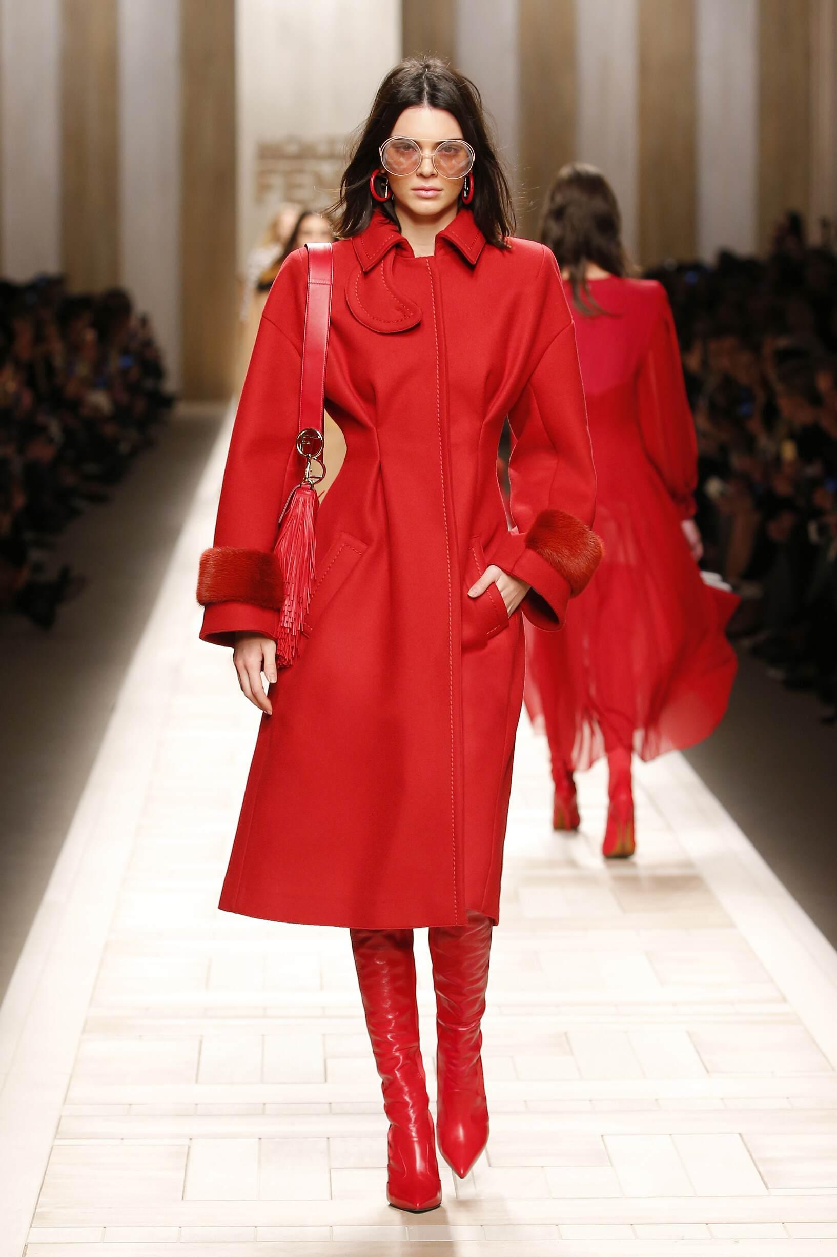 Fendi FW 2017 Womenswear