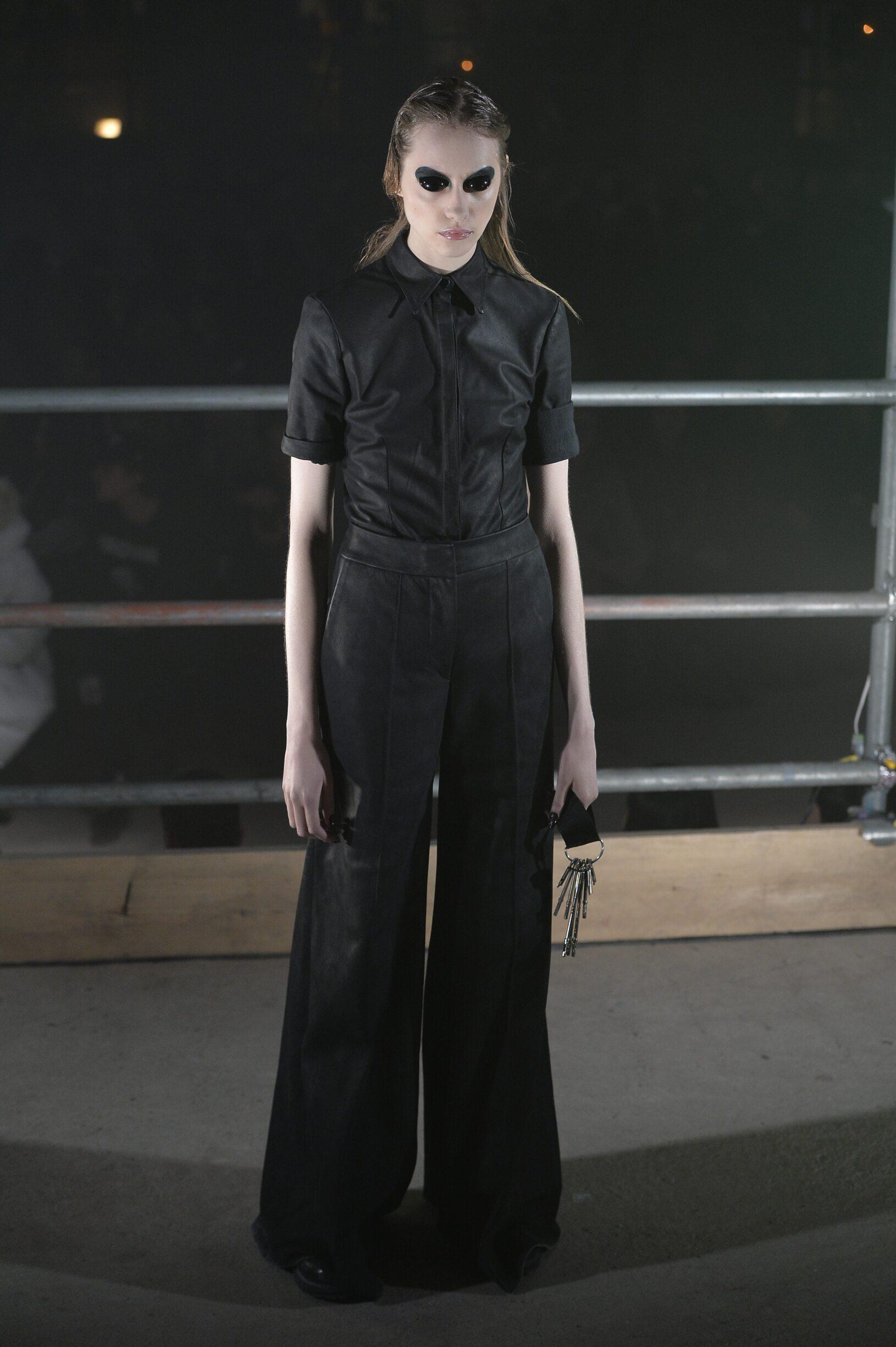 Gareth Pugh Fall Winter 2017 Womens Collection London Fashion Week