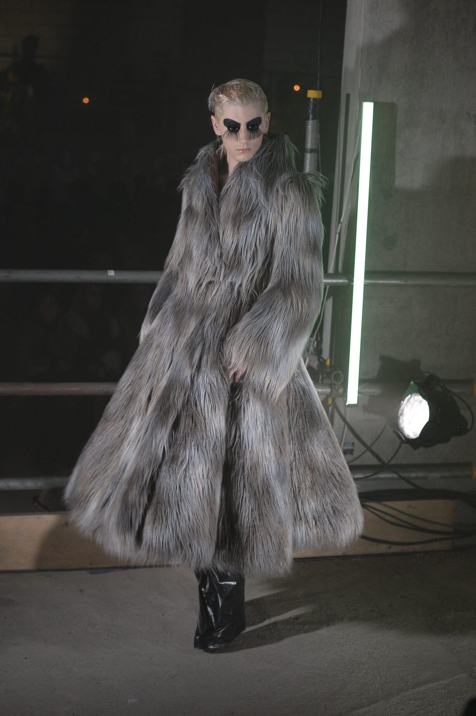 Gareth Pugh Man London Fashion Week