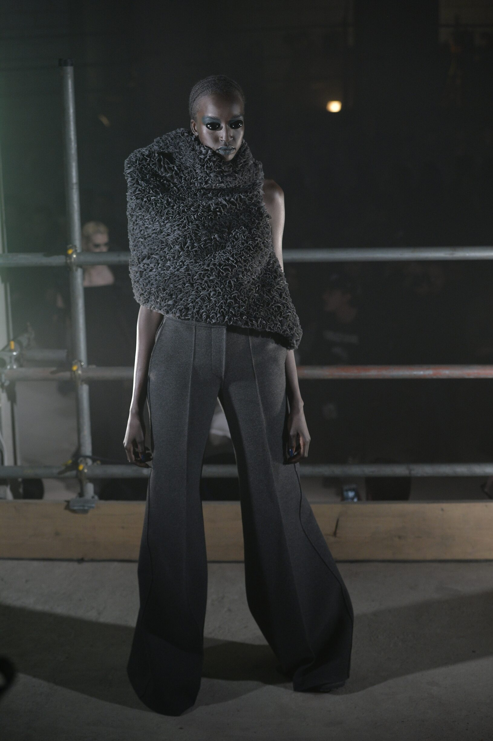 Gareth Pugh Woman Catwalk