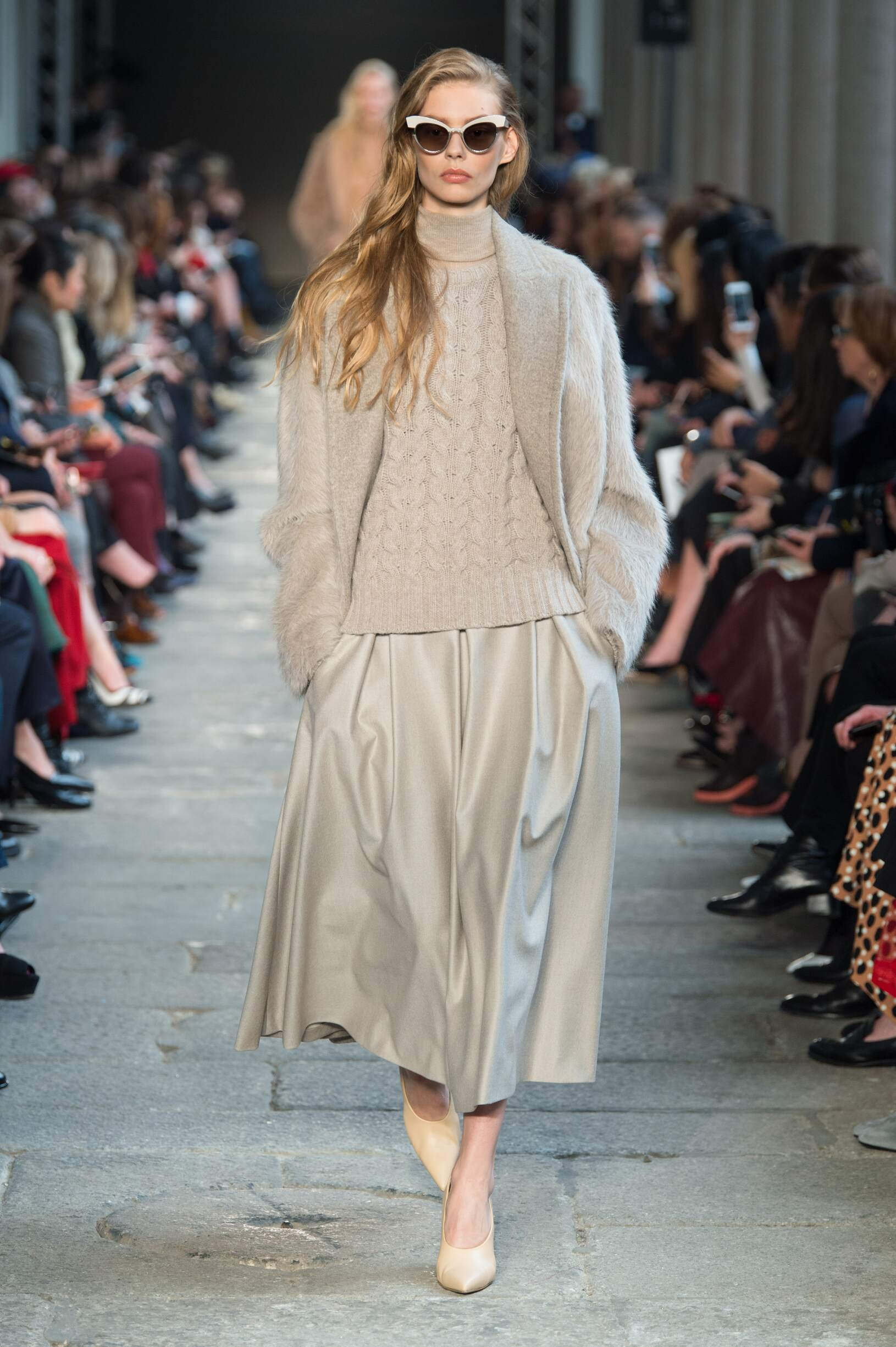Max Mara Fashion Show