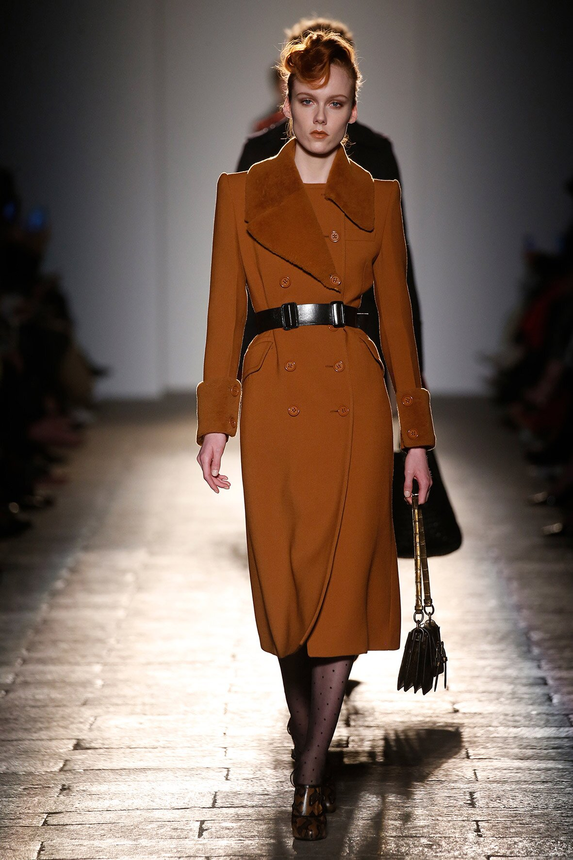 Runway Bottega Veneta Fall Winter 2017 Women's Collection Milan Fashion Week