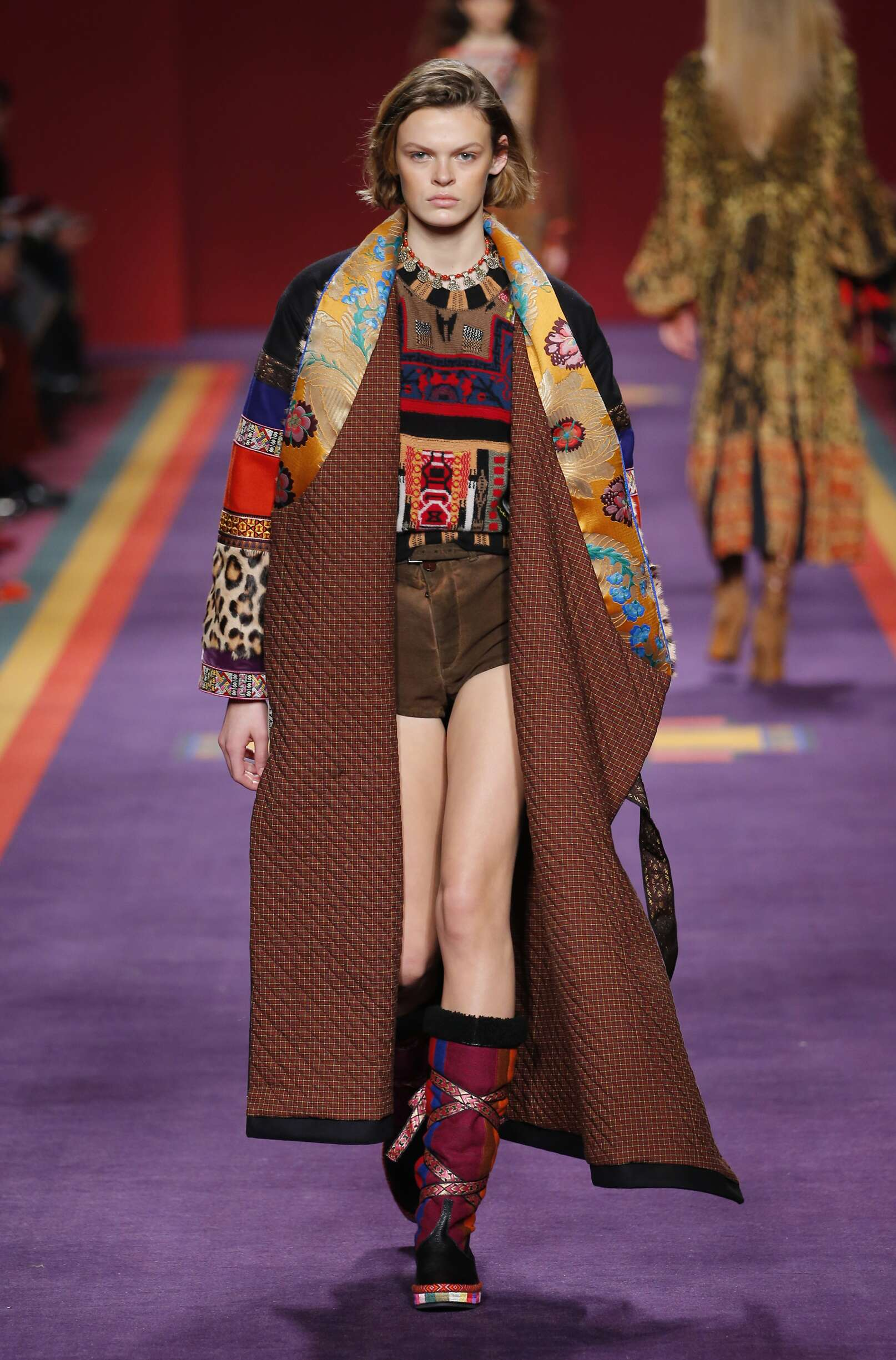 ETRO FALL WINTER 2017-18 WOMEN'S COLLECTION
