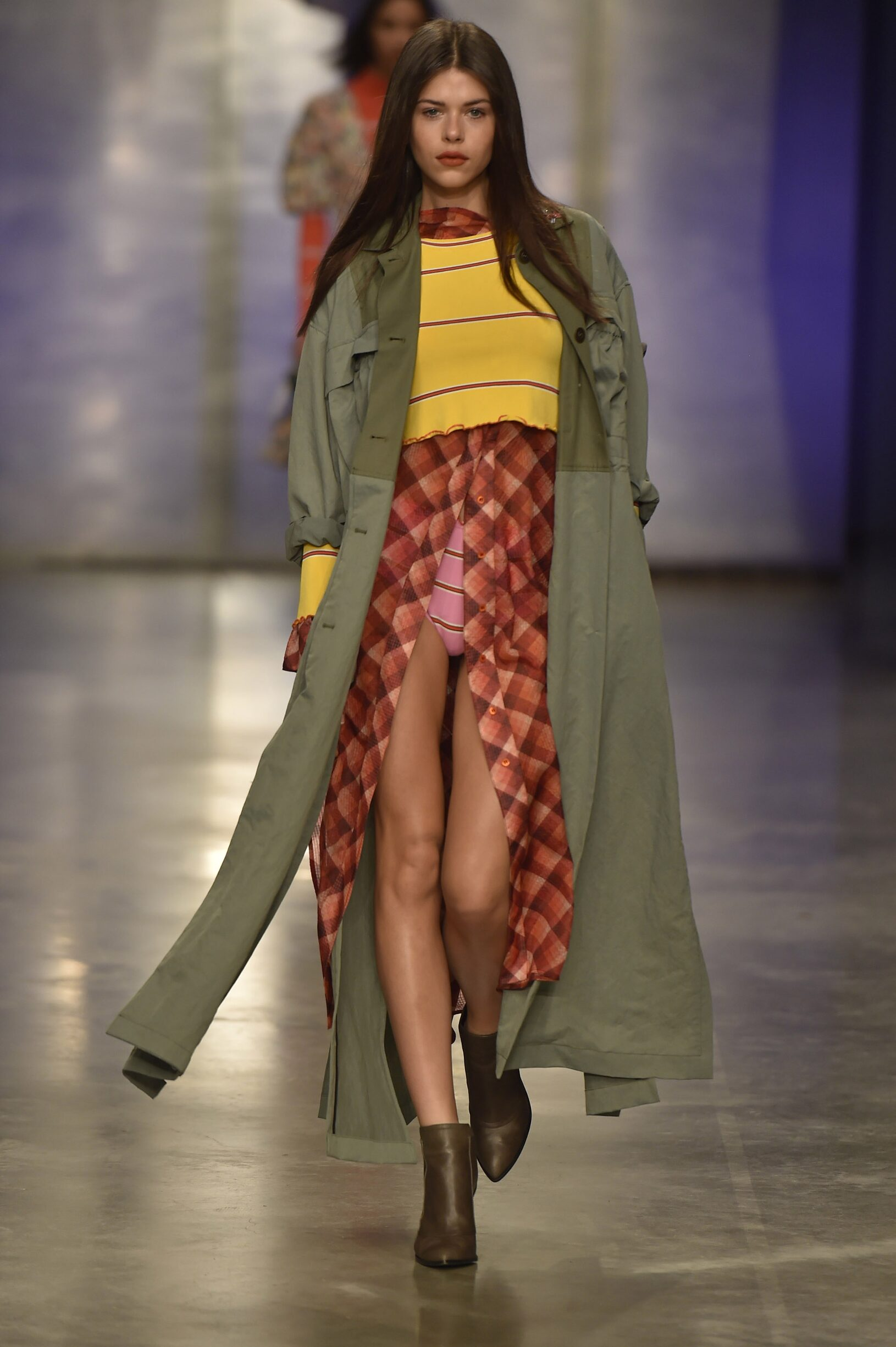 Runway Topshop Unique Fall Winter 2017 Women's Collection London Fashion Week