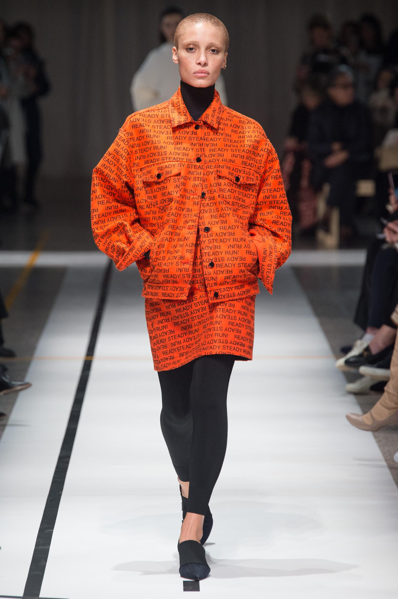 Sportmax Fall Winter 2017 Womens Collection Milan Fashion Week