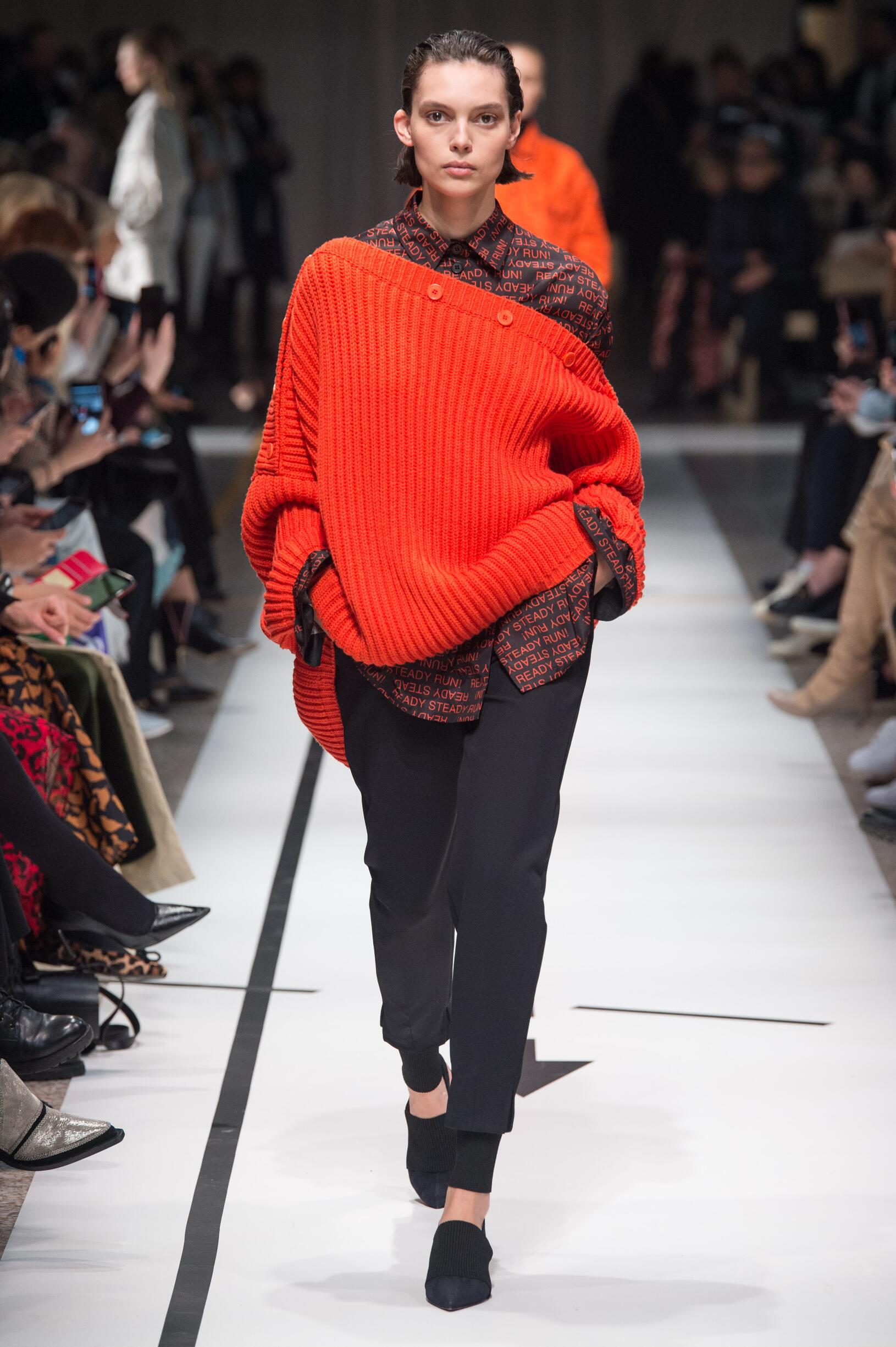 Sportmax Woman Catwalk