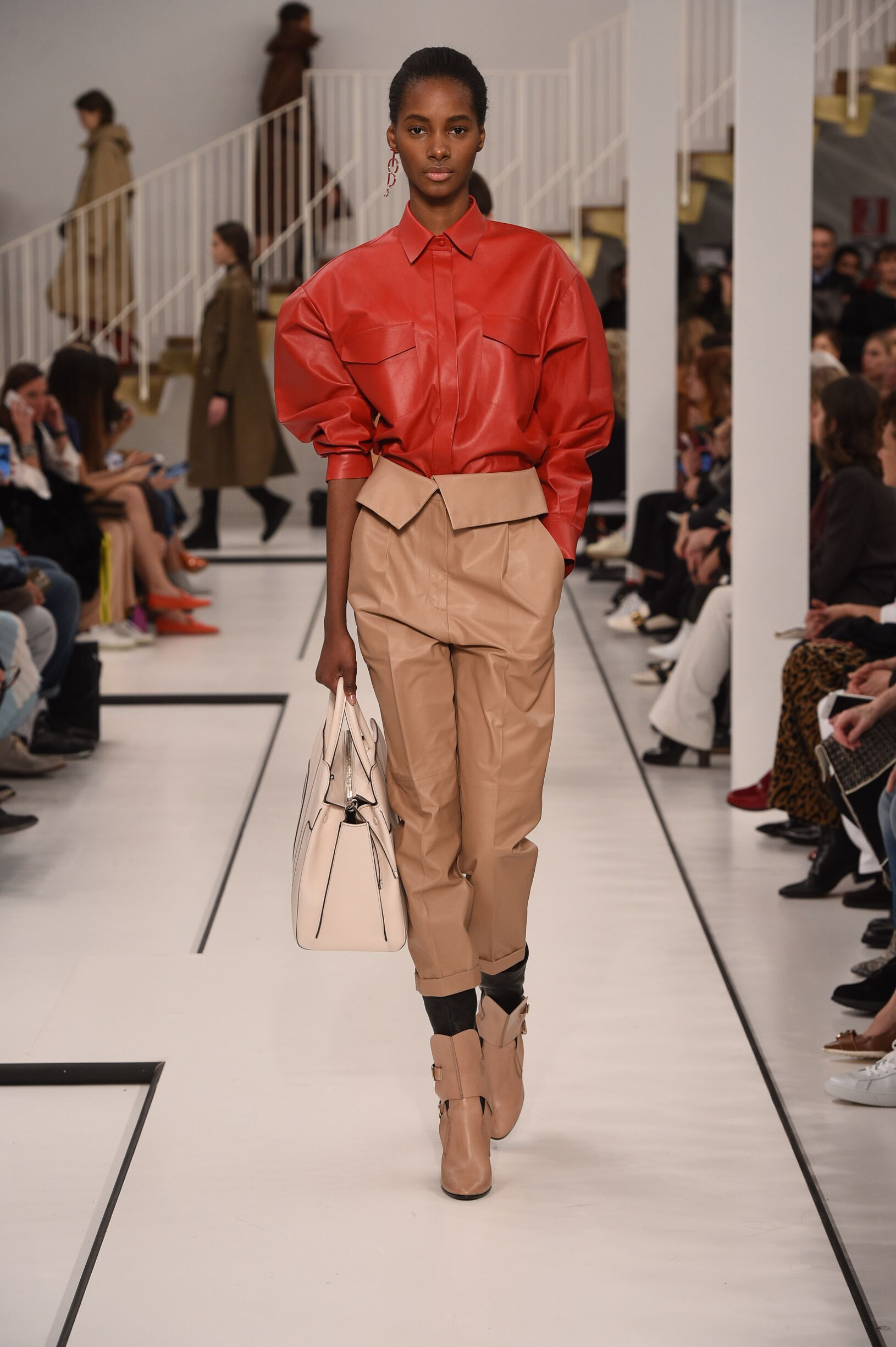 Tod's Fall 2018 Catwalk