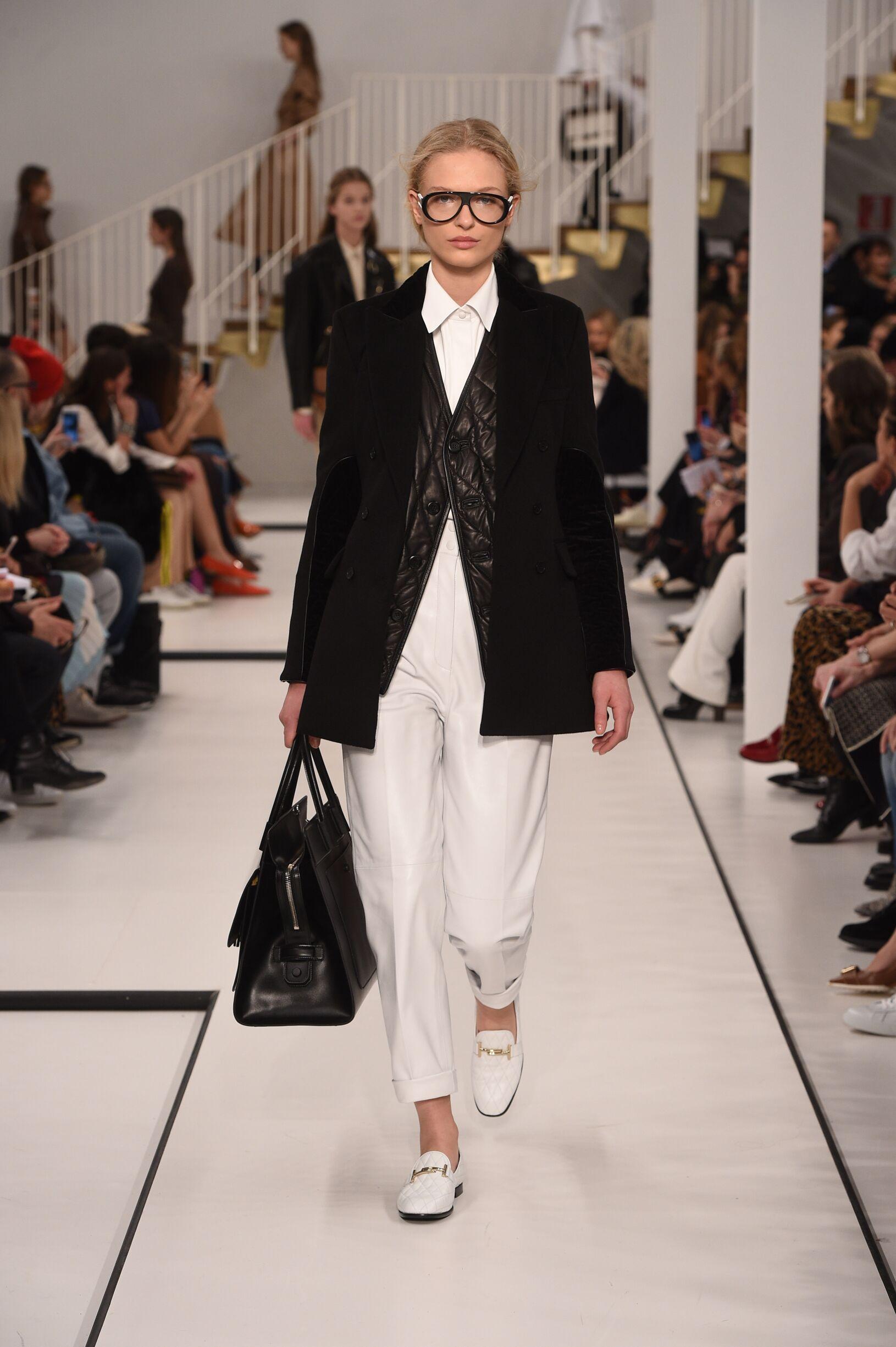 Tod's Woman Milan Fashion Week