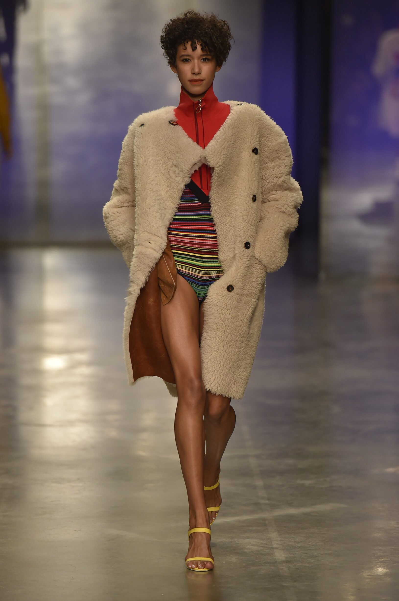 Topshop Unique Fall Winter 2017 Womens Collection London Fashion Week