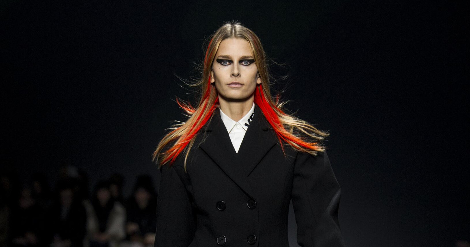 Versace Fashion Show FW 2017 Milan