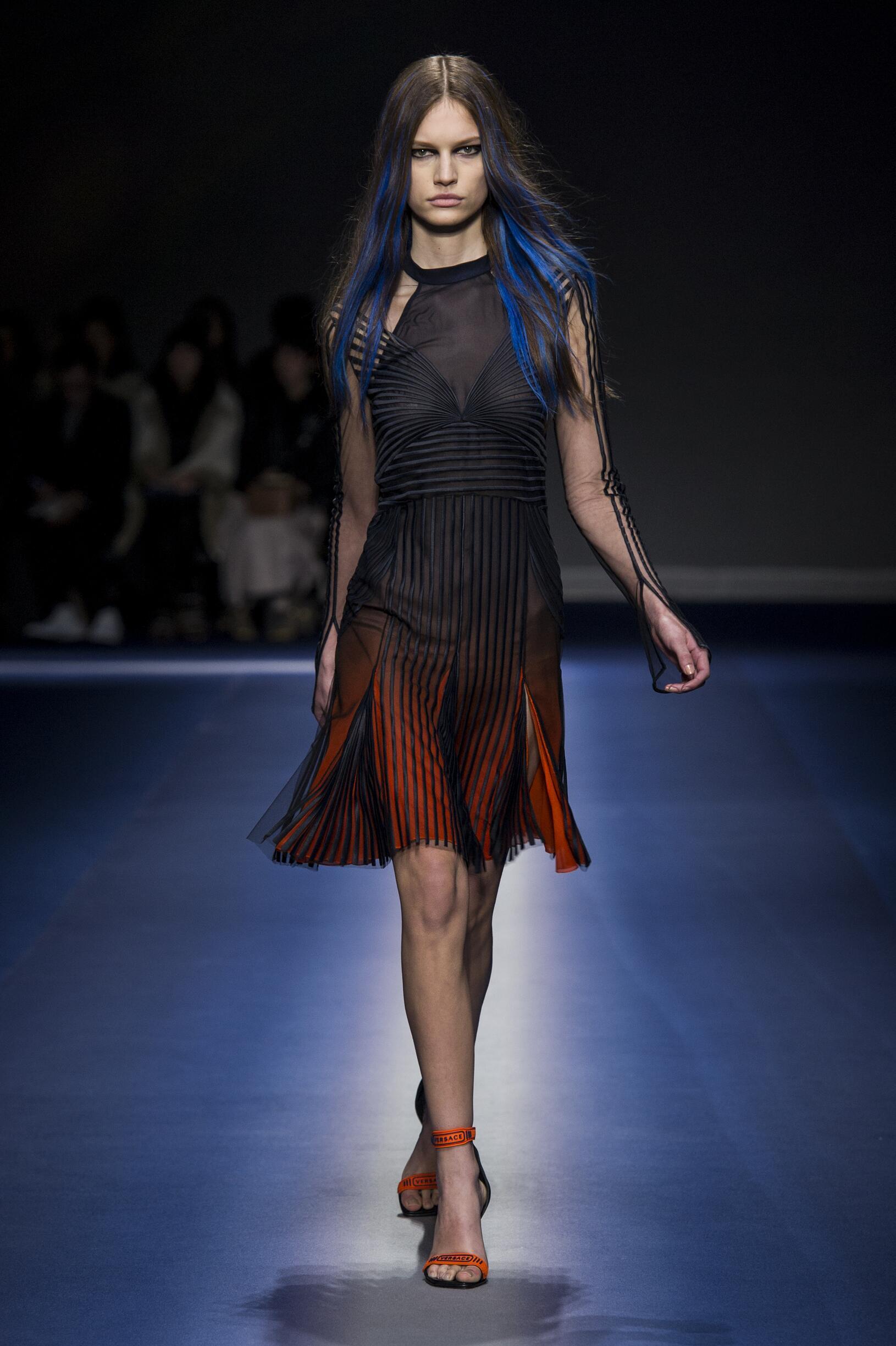 Versace Model 2017-2018