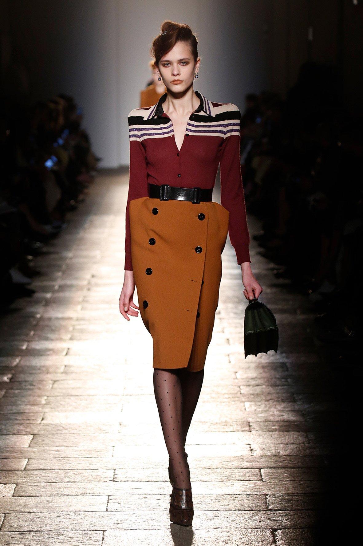 Winter 2017 Woman Trends Bottega Veneta