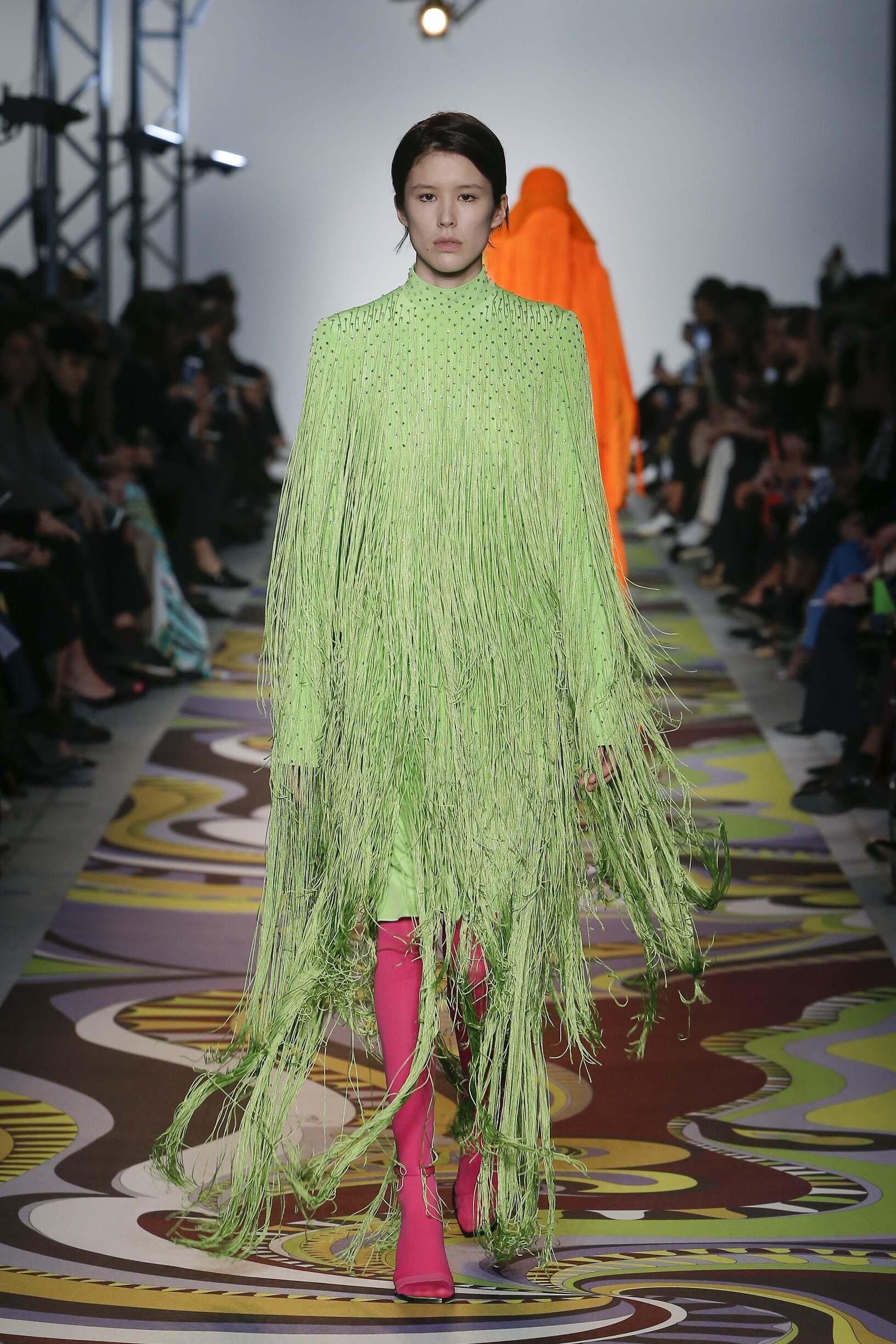 Winter 2017 Woman Trends Emilio Pucci