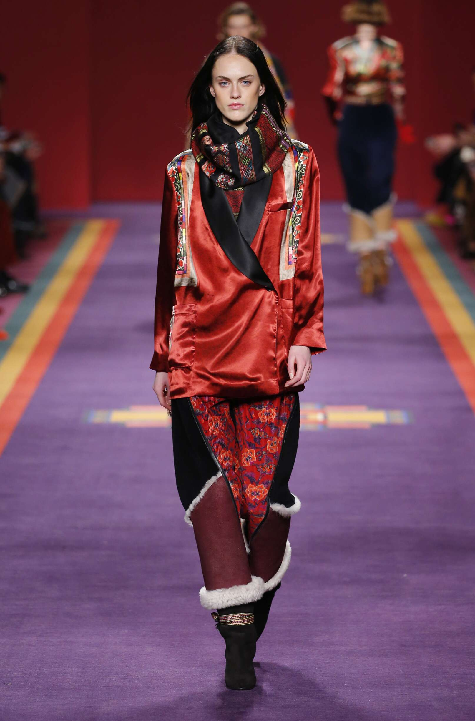 Winter 2017 Woman Trends Etro