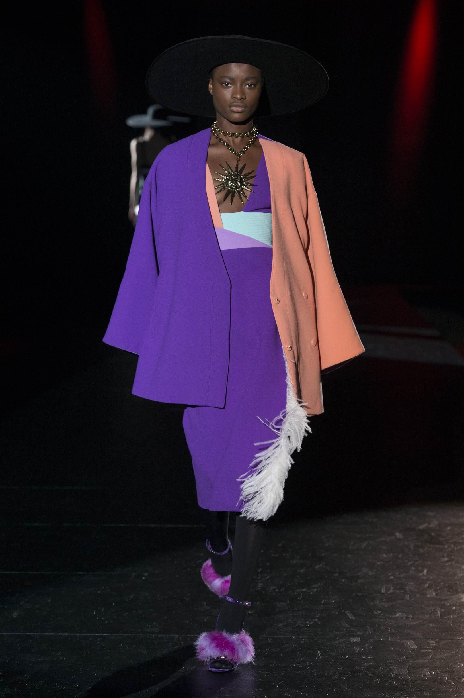 Winter 2017 Woman Trends Fausto Puglisi