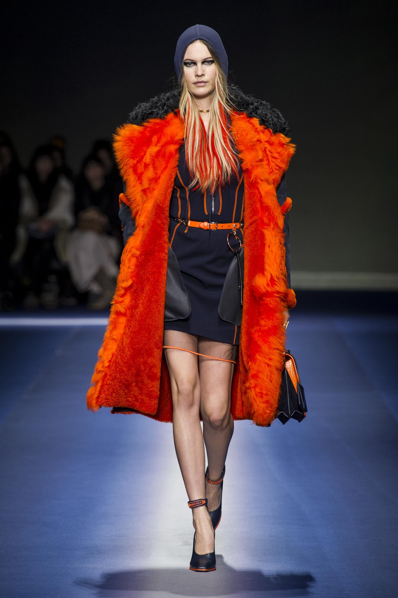 Winter 2017 Woman Trends Versace