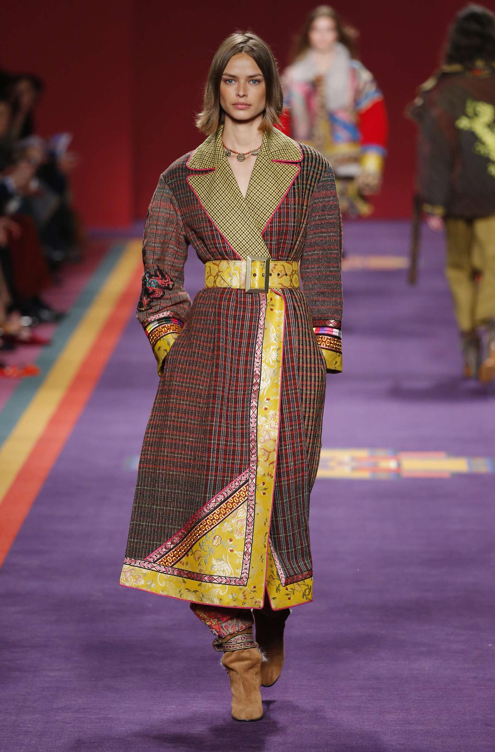 Woman FW 2017-18 Fashion Show Etro