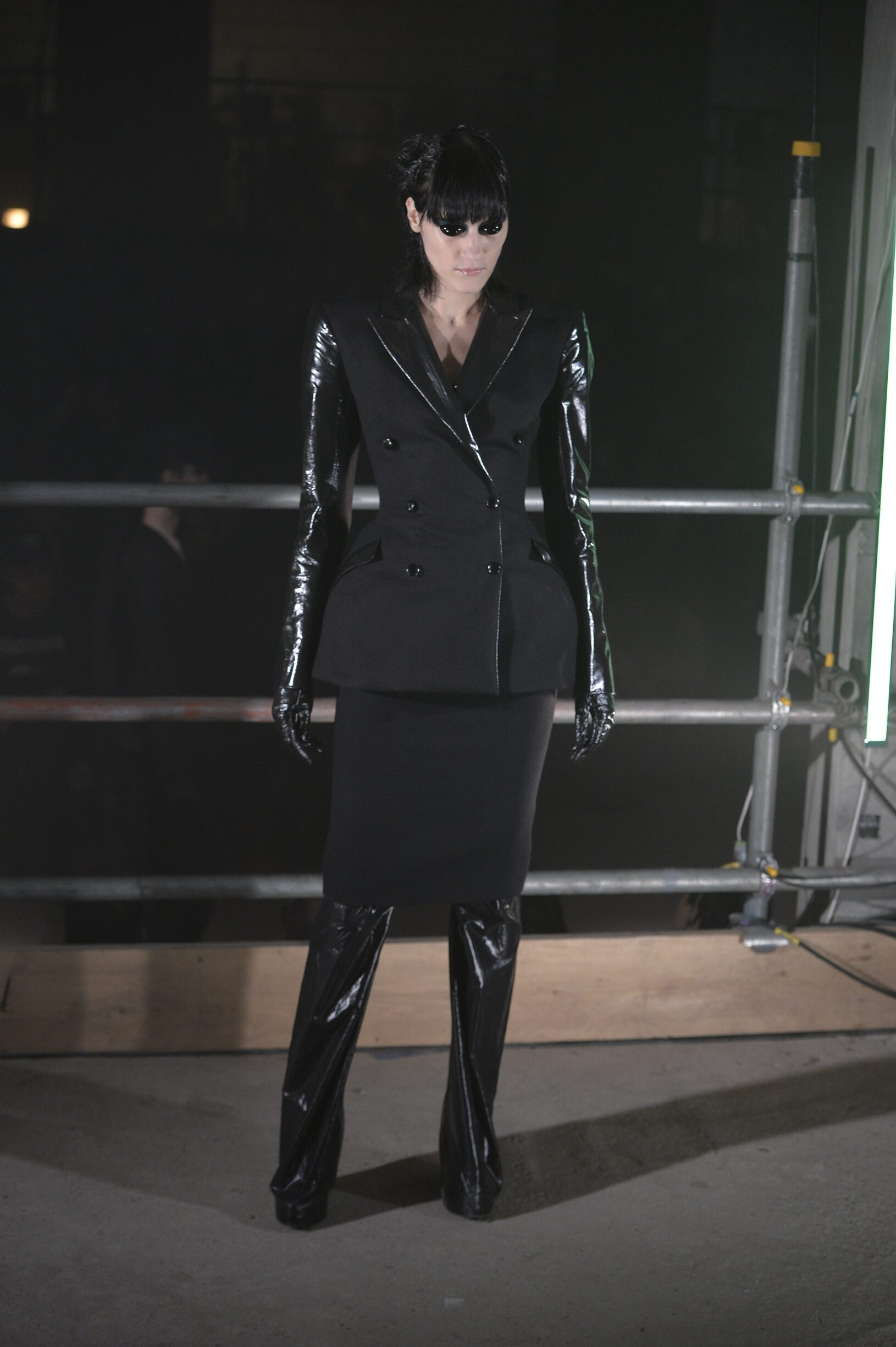 Woman FW 2017-18 Fashion Show Gareth Pugh