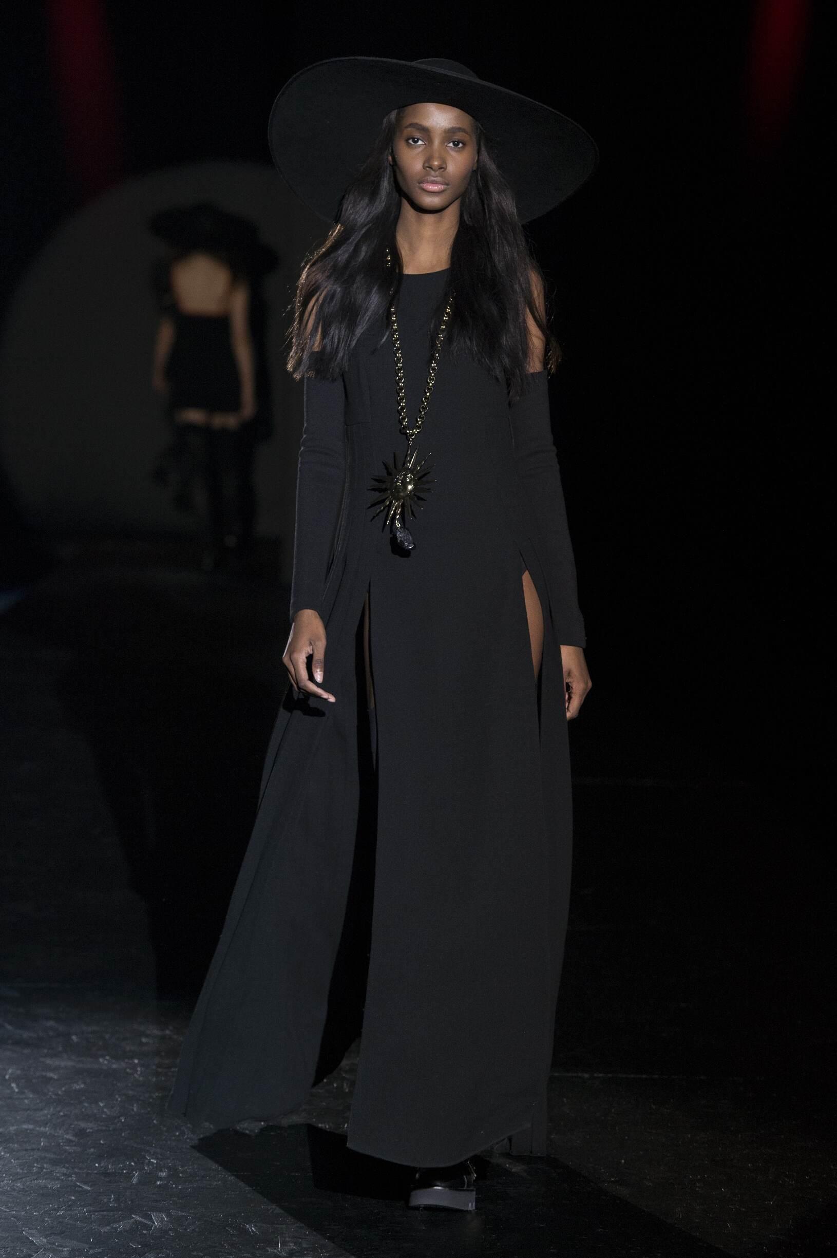 Women FW 2017 Fausto Puglisi Fashion Show Milan