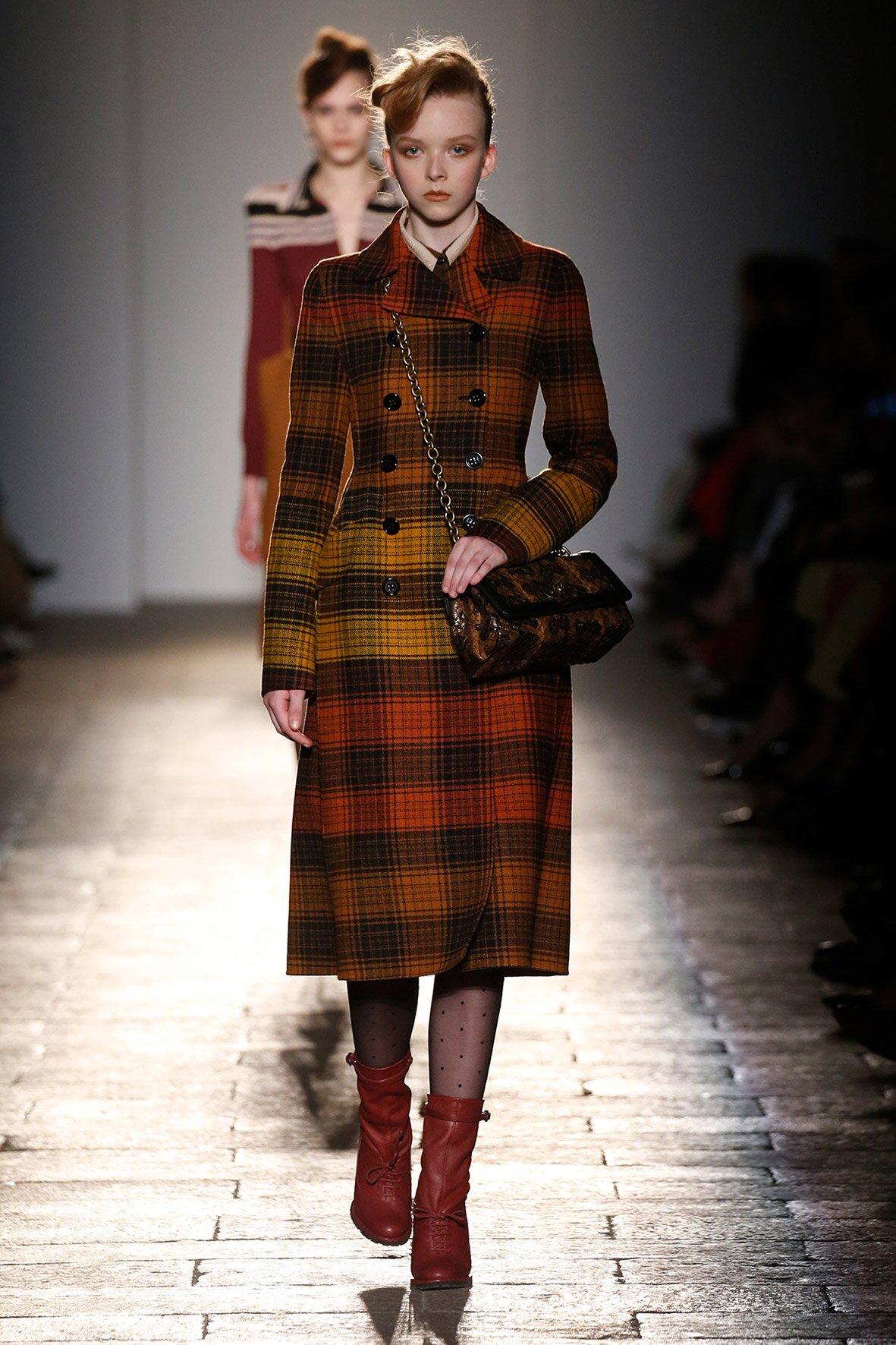 Womens Fall 2017 Fashion Trends Bottega Veneta