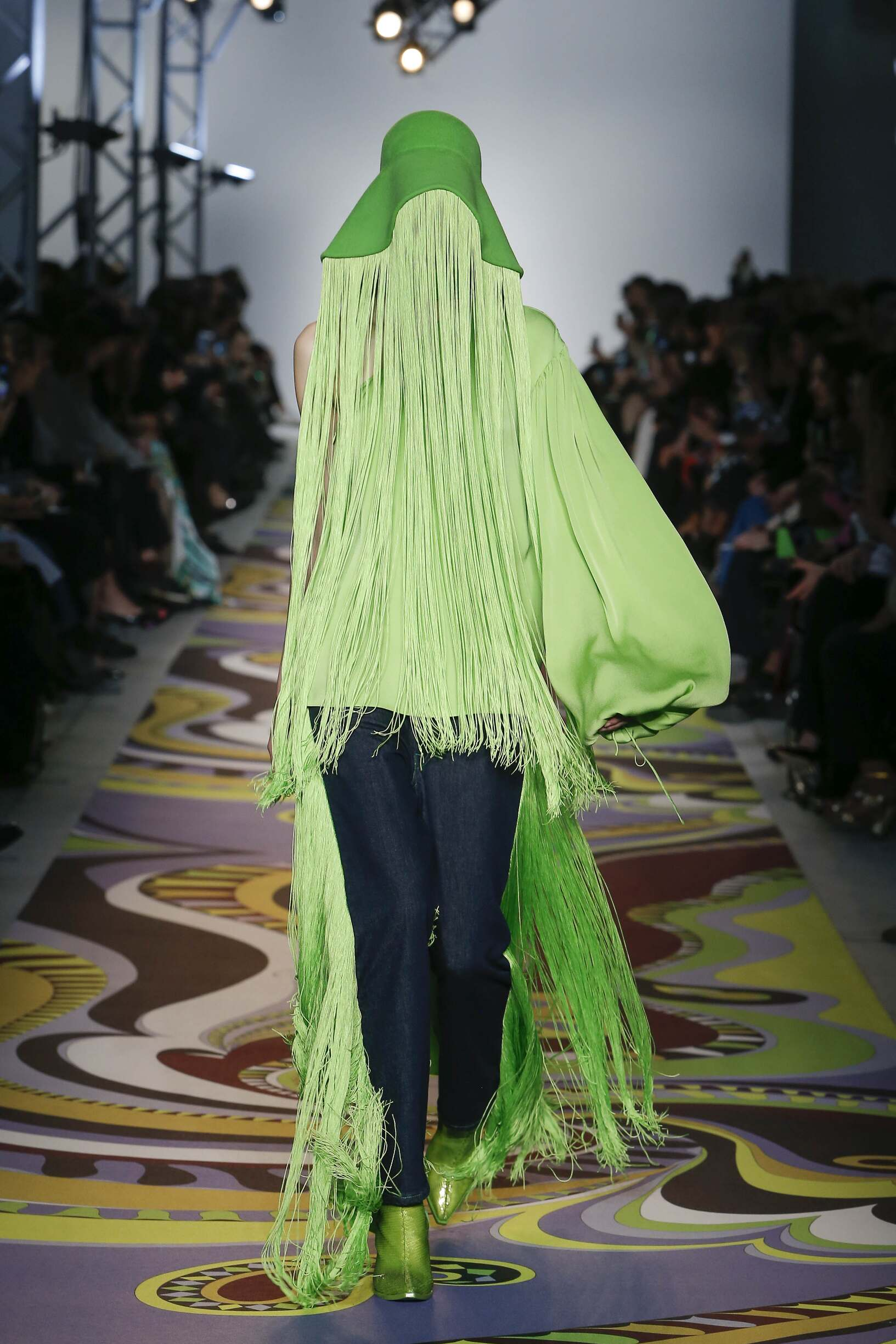 Womens Fall 2017 Fashion Trends Emilio Pucci