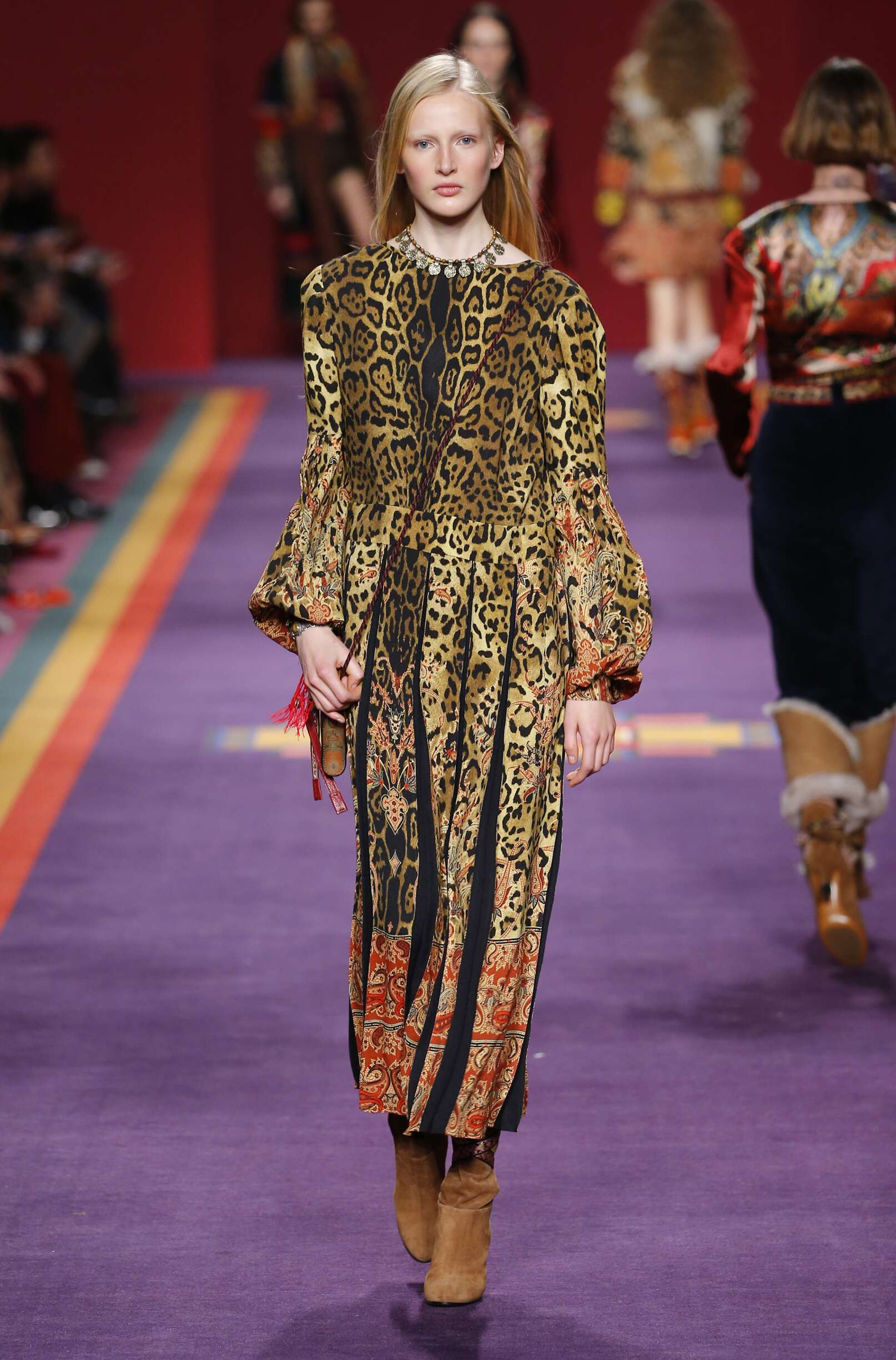 Womens Fall 2017 Fashion Trends Etro