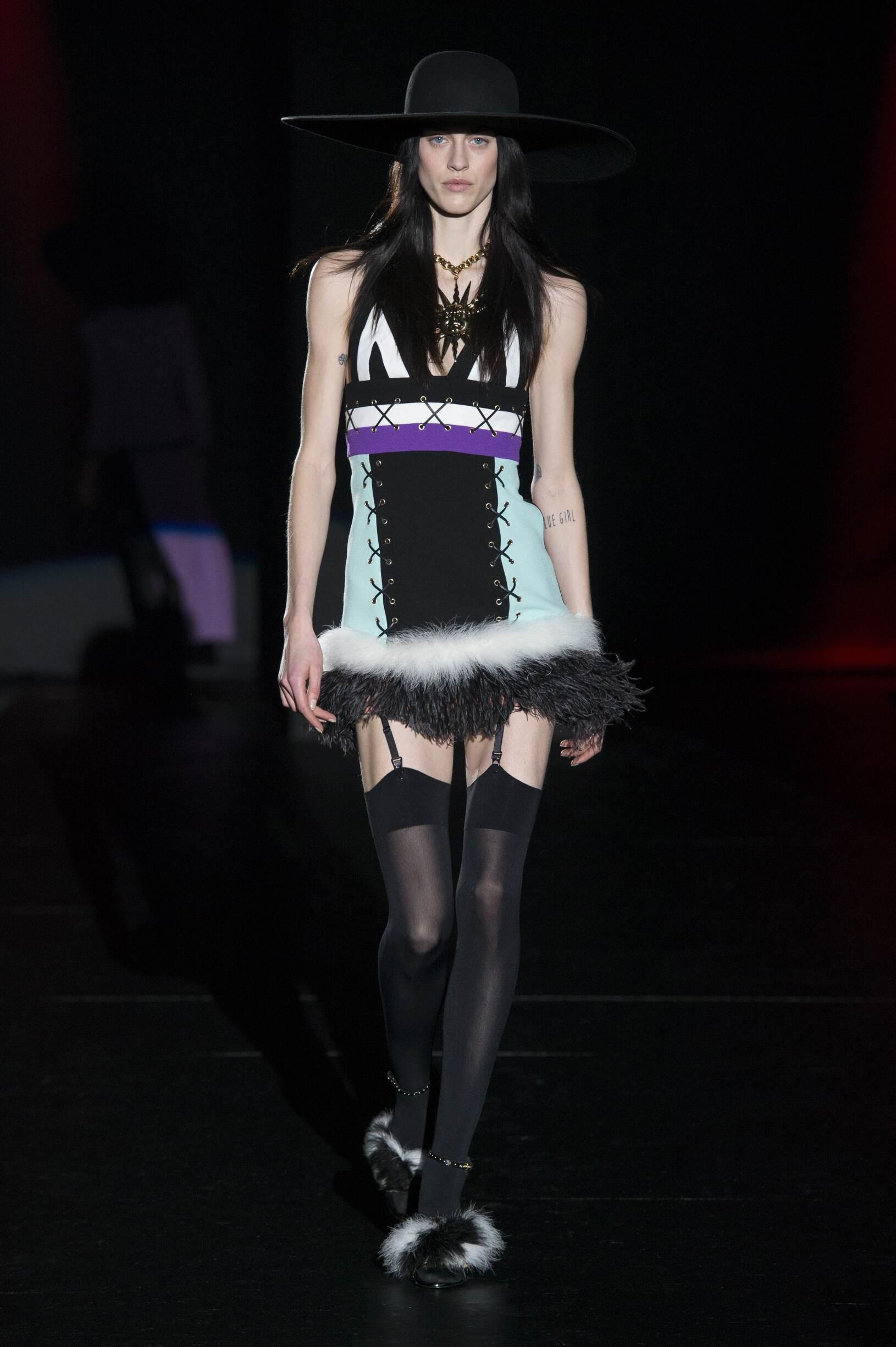 Womens Fall 2017 Fashion Trends Fausto Puglisi