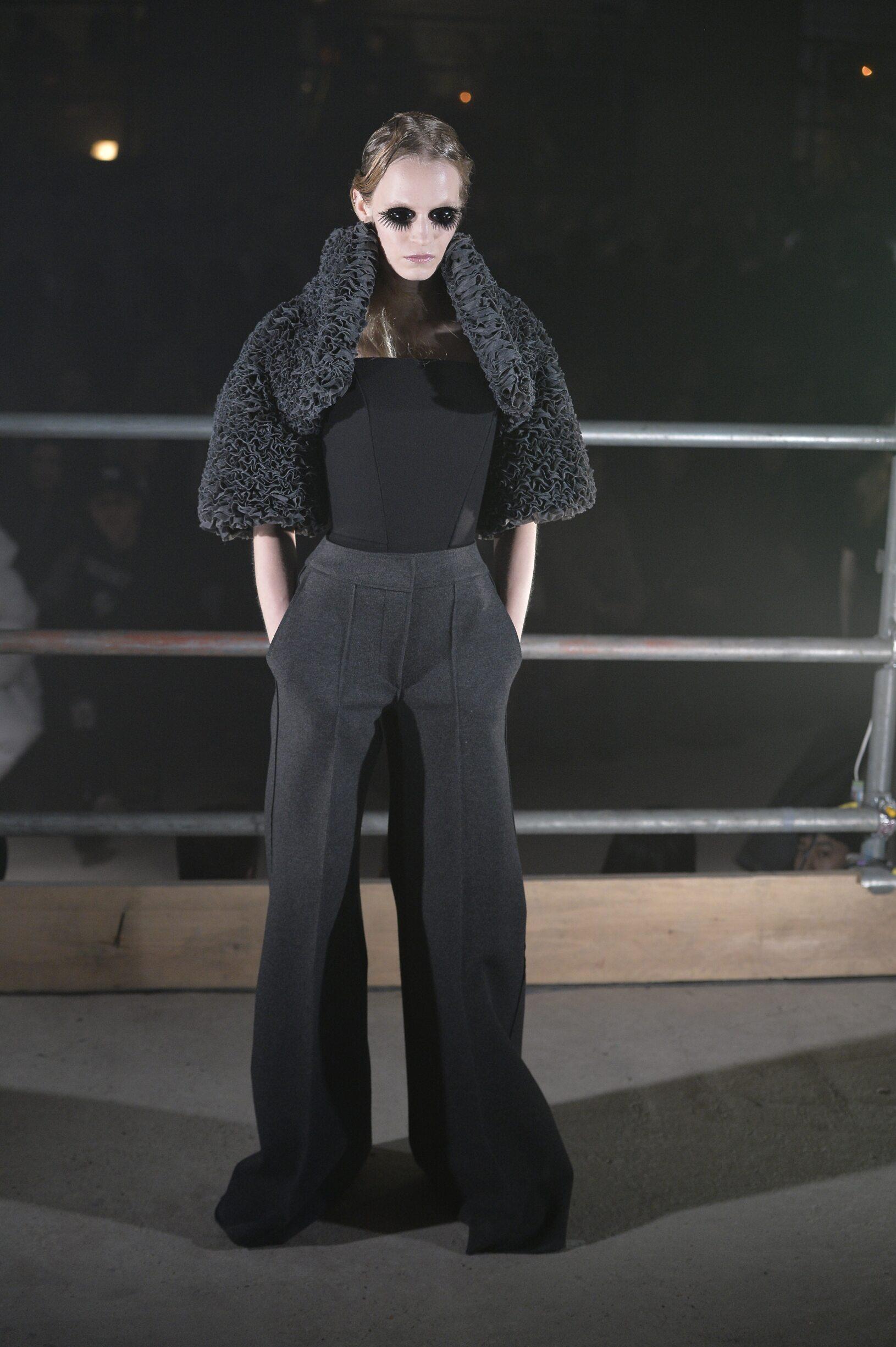 Womens Fall 2017 Fashion Trends Gareth Pugh