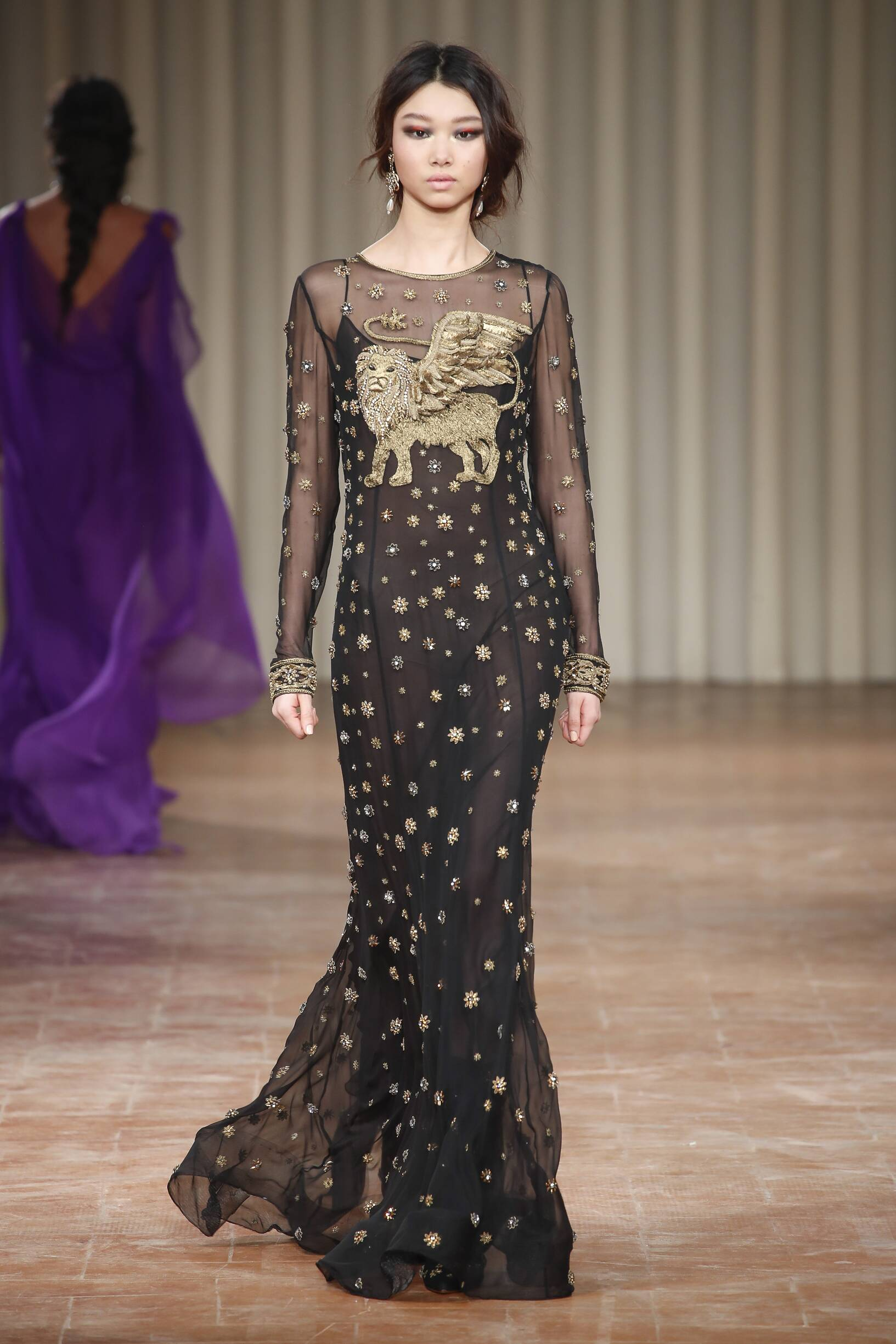 Womenswear FW Alberta Ferretti 2017