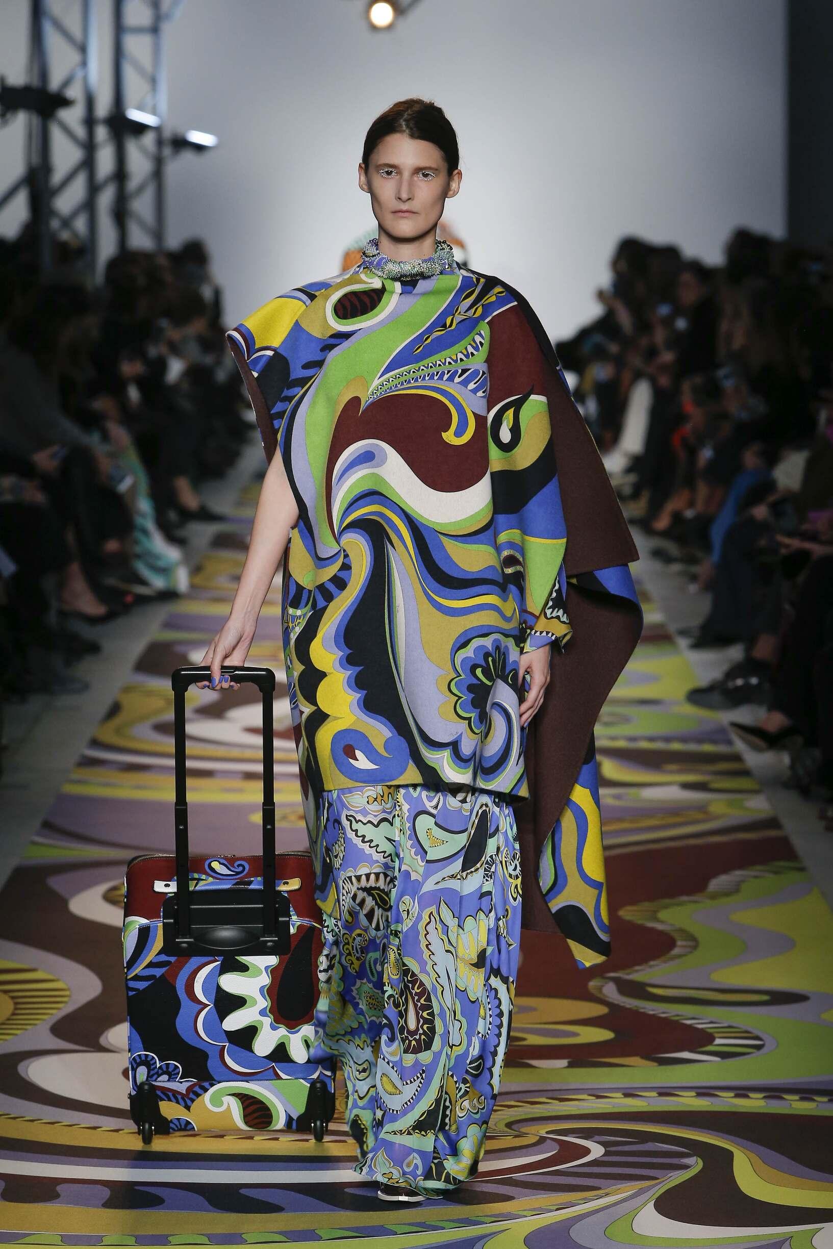 Womenswear Fall Emilio Pucci 2017