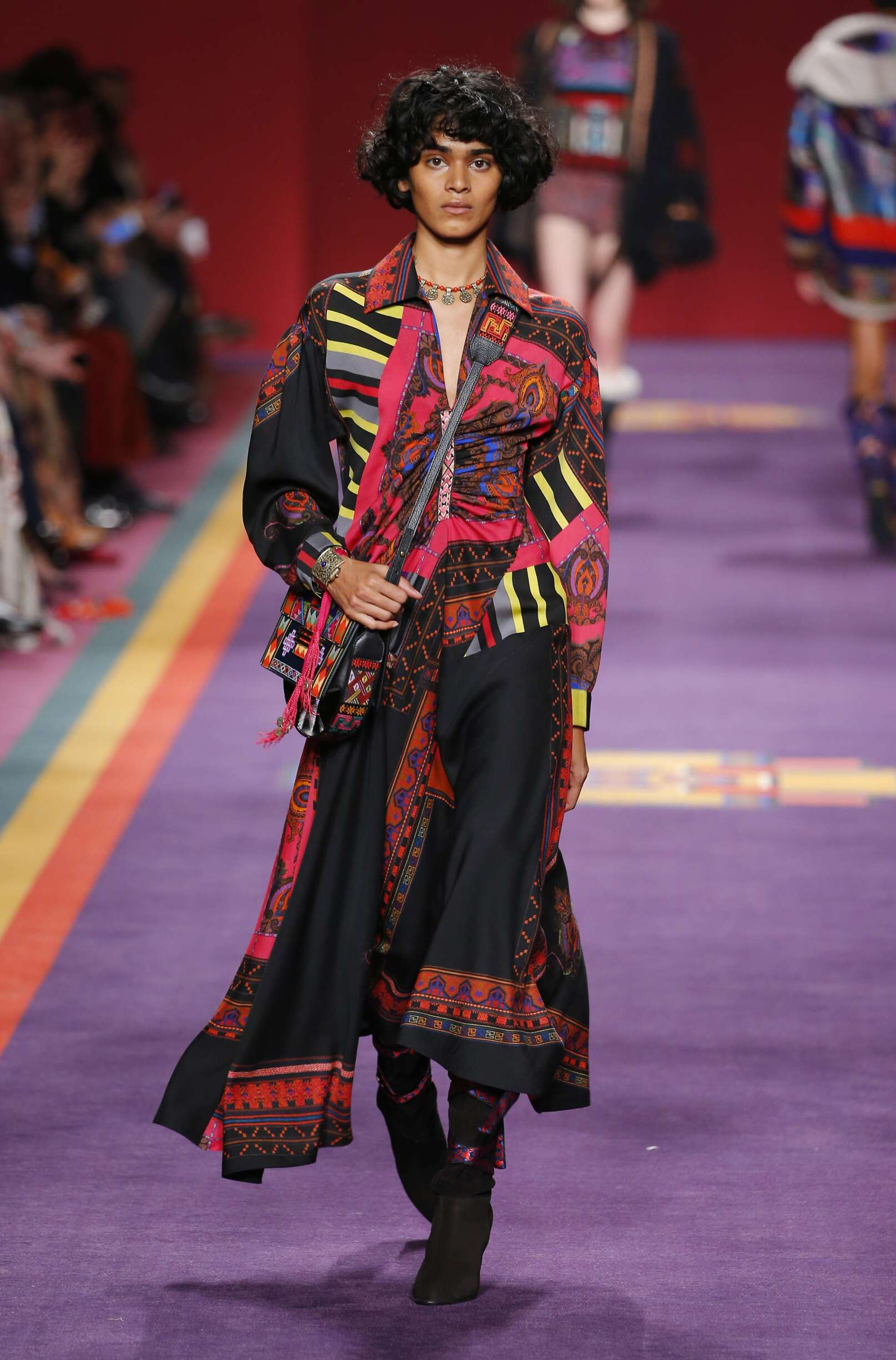 Womenswear Fall Etro 2017
