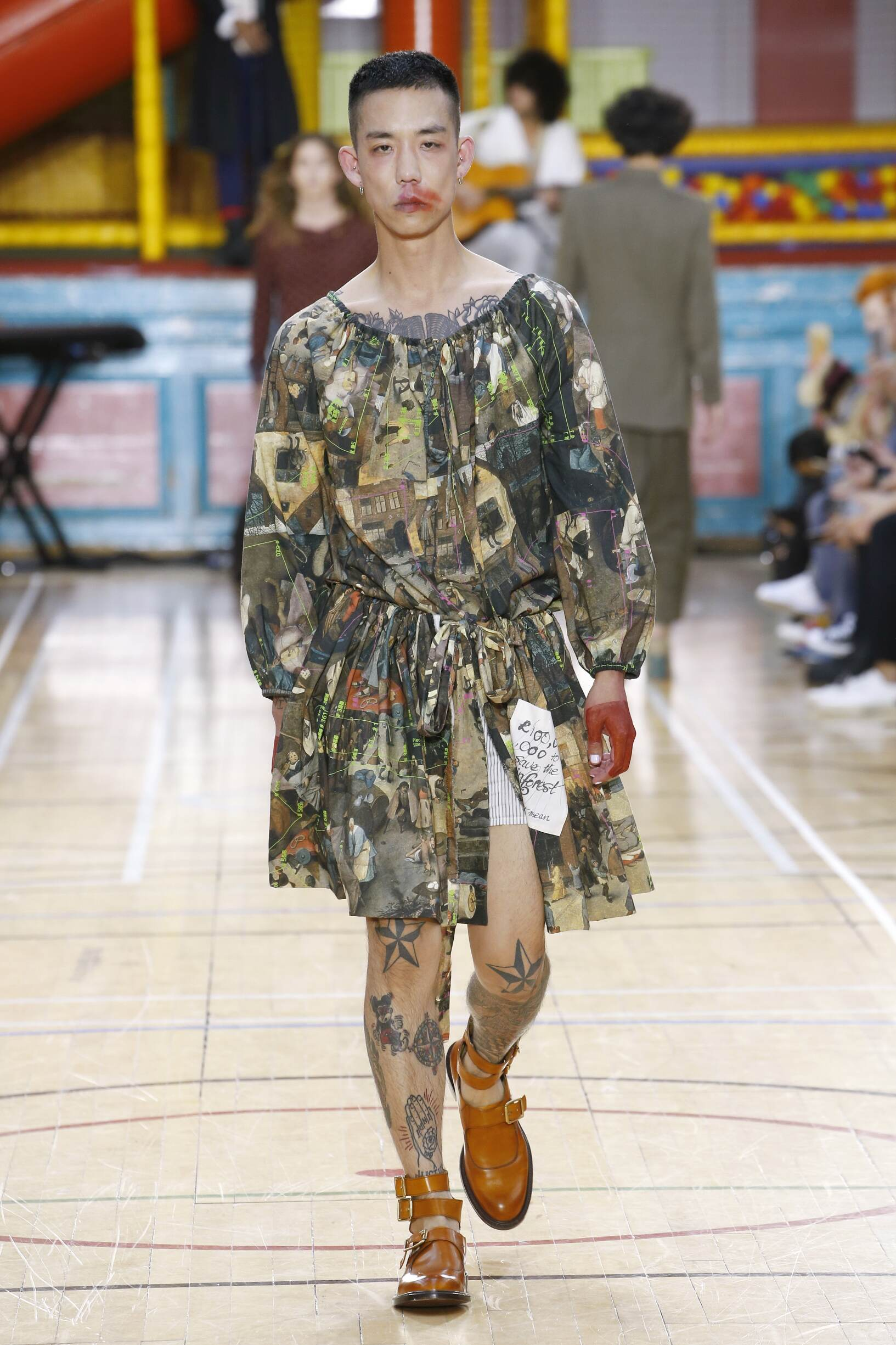 Vivienne Westwood Spring Summer 2017 18 Collection The