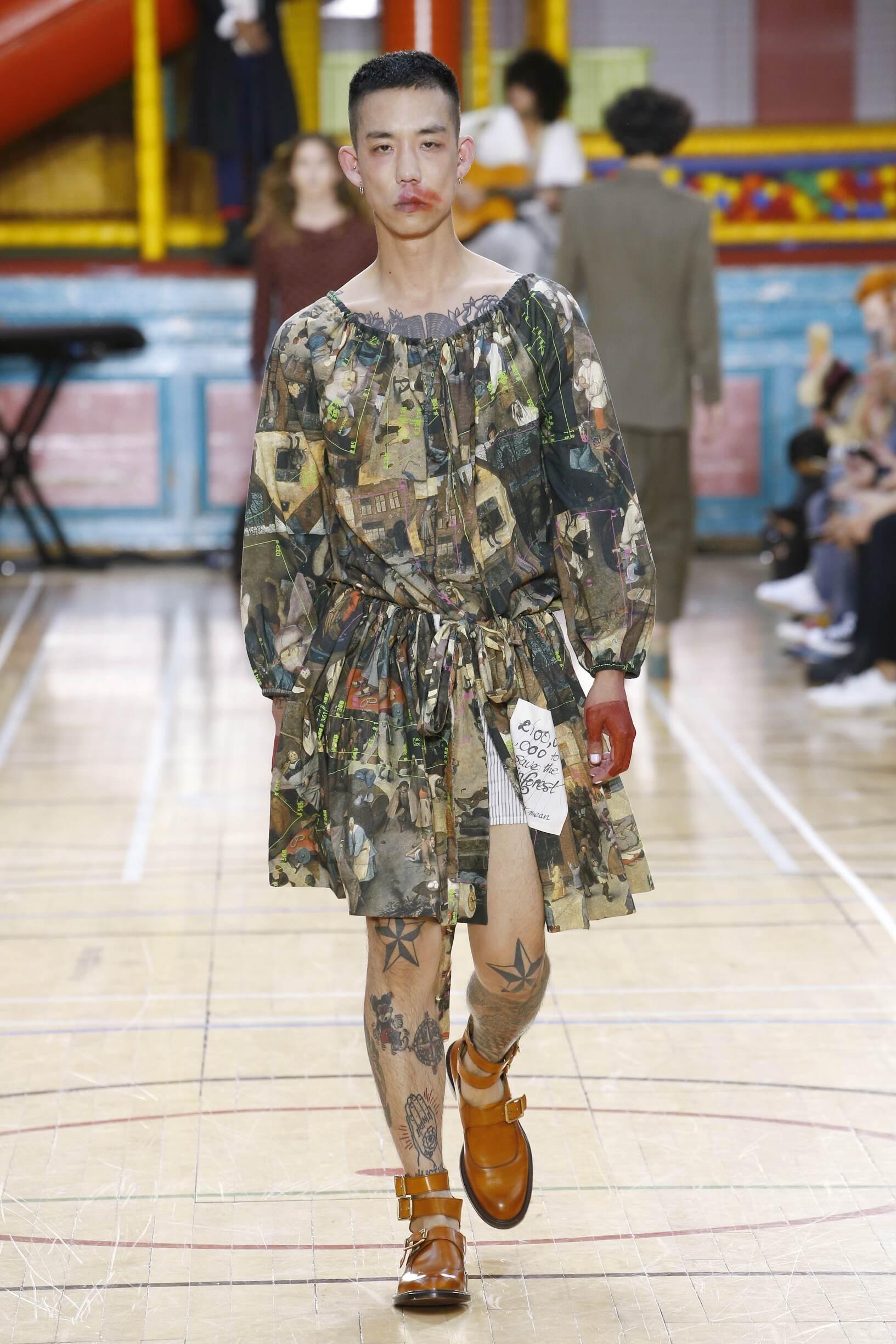 2018 Catwalk Vivienne Westwood