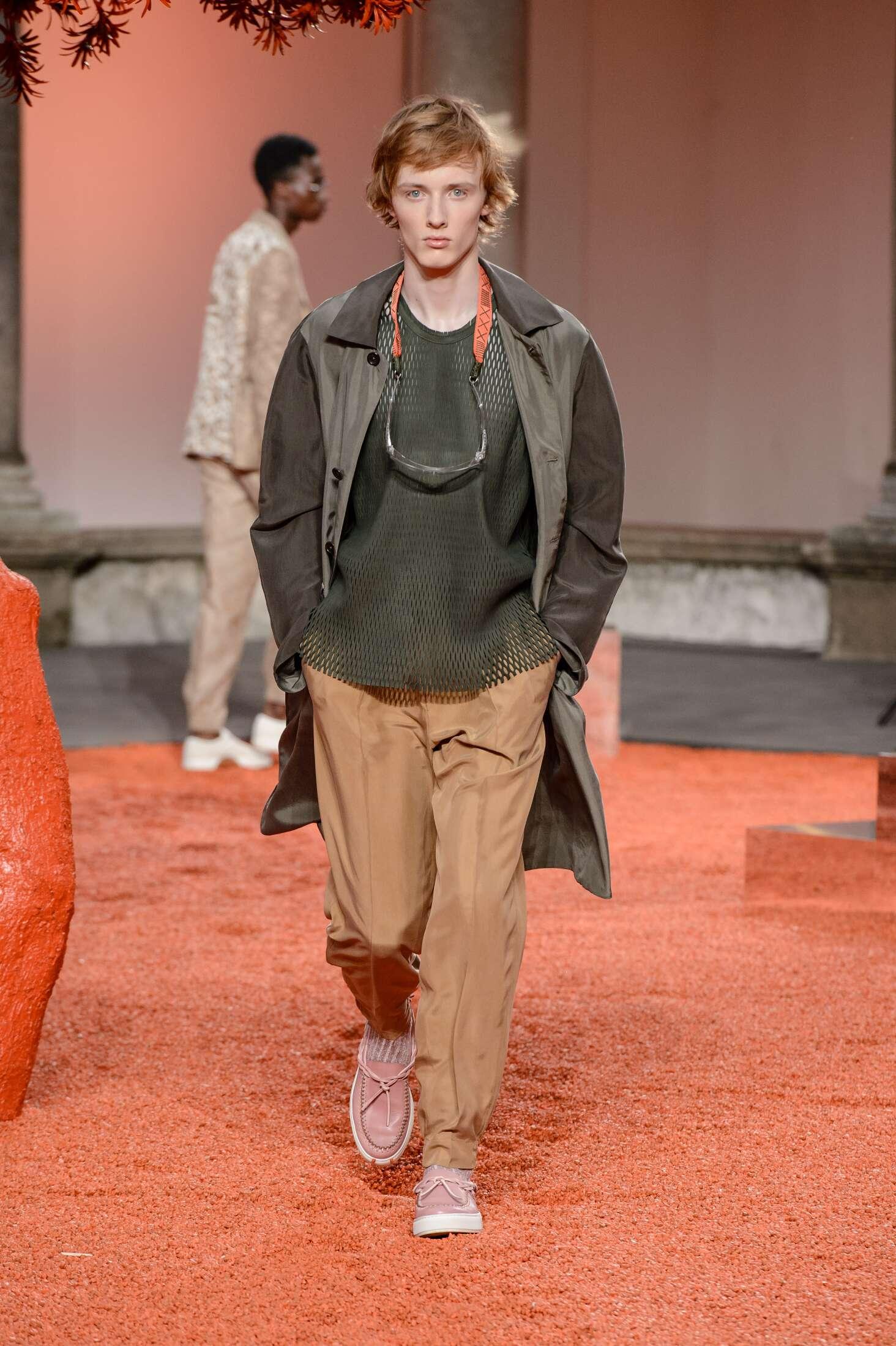2018 Man Style Ermenegildo Zegna Couture