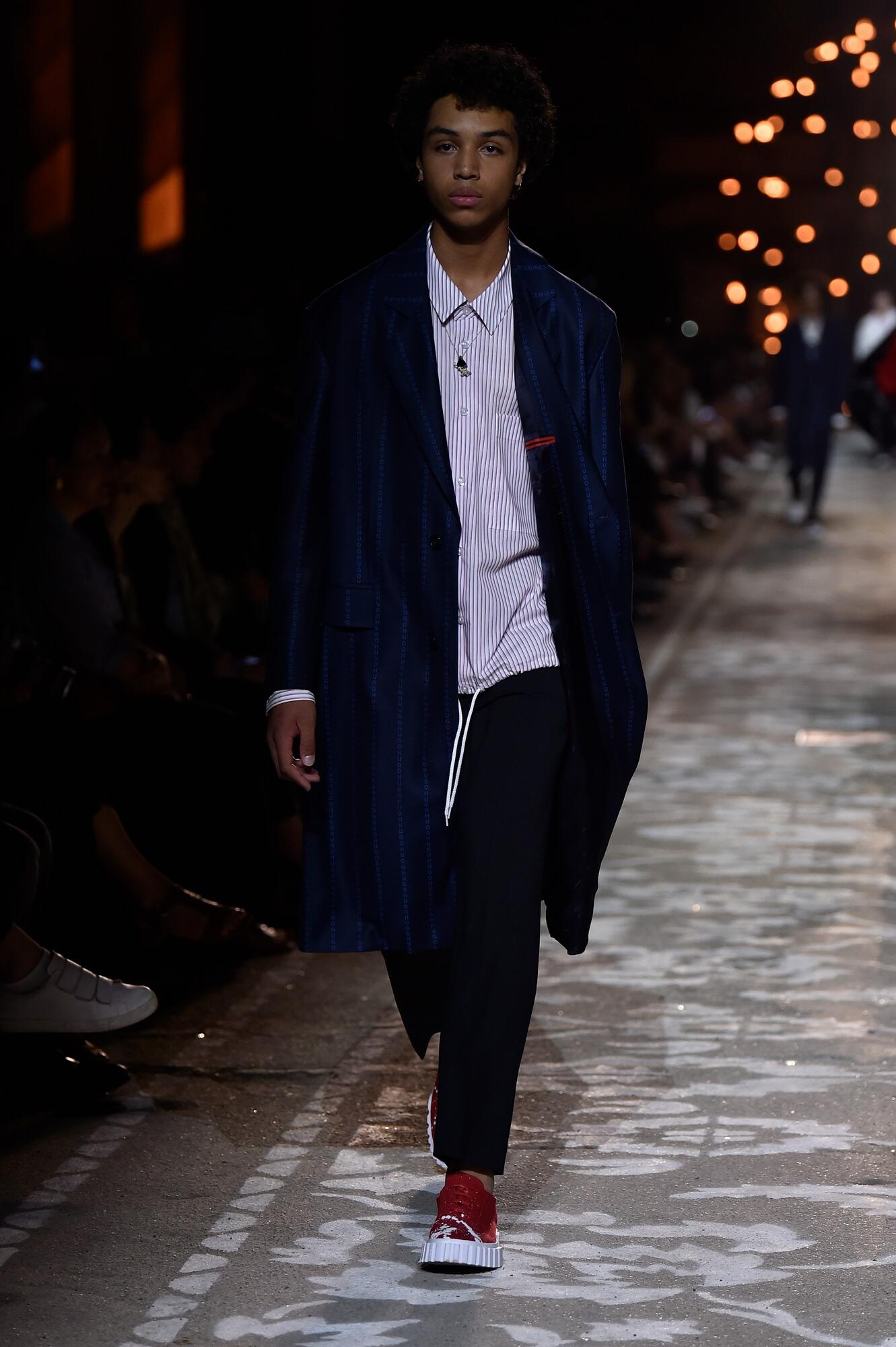 2018 Man Style Hugo