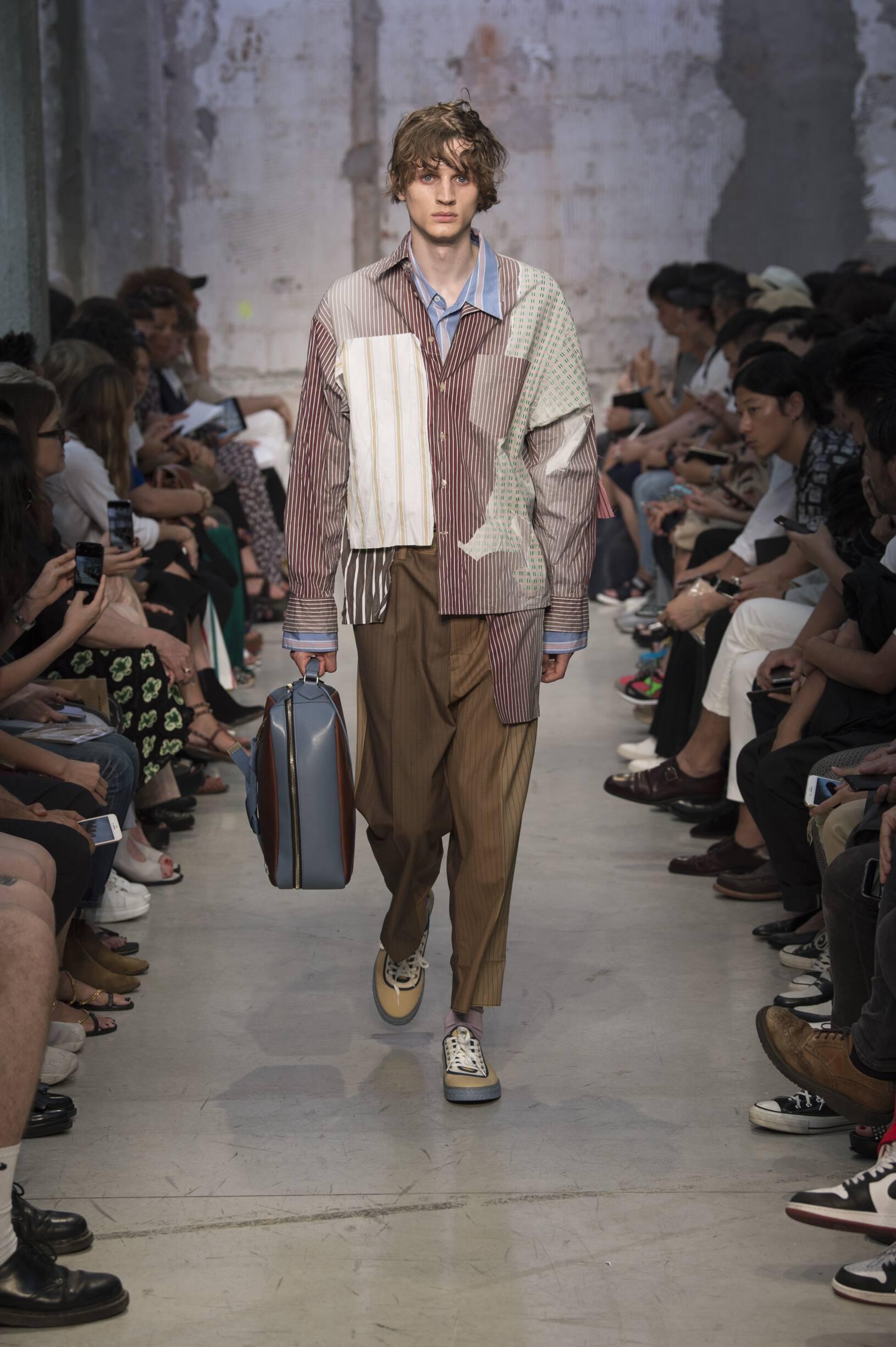 2018 Man Style Marni