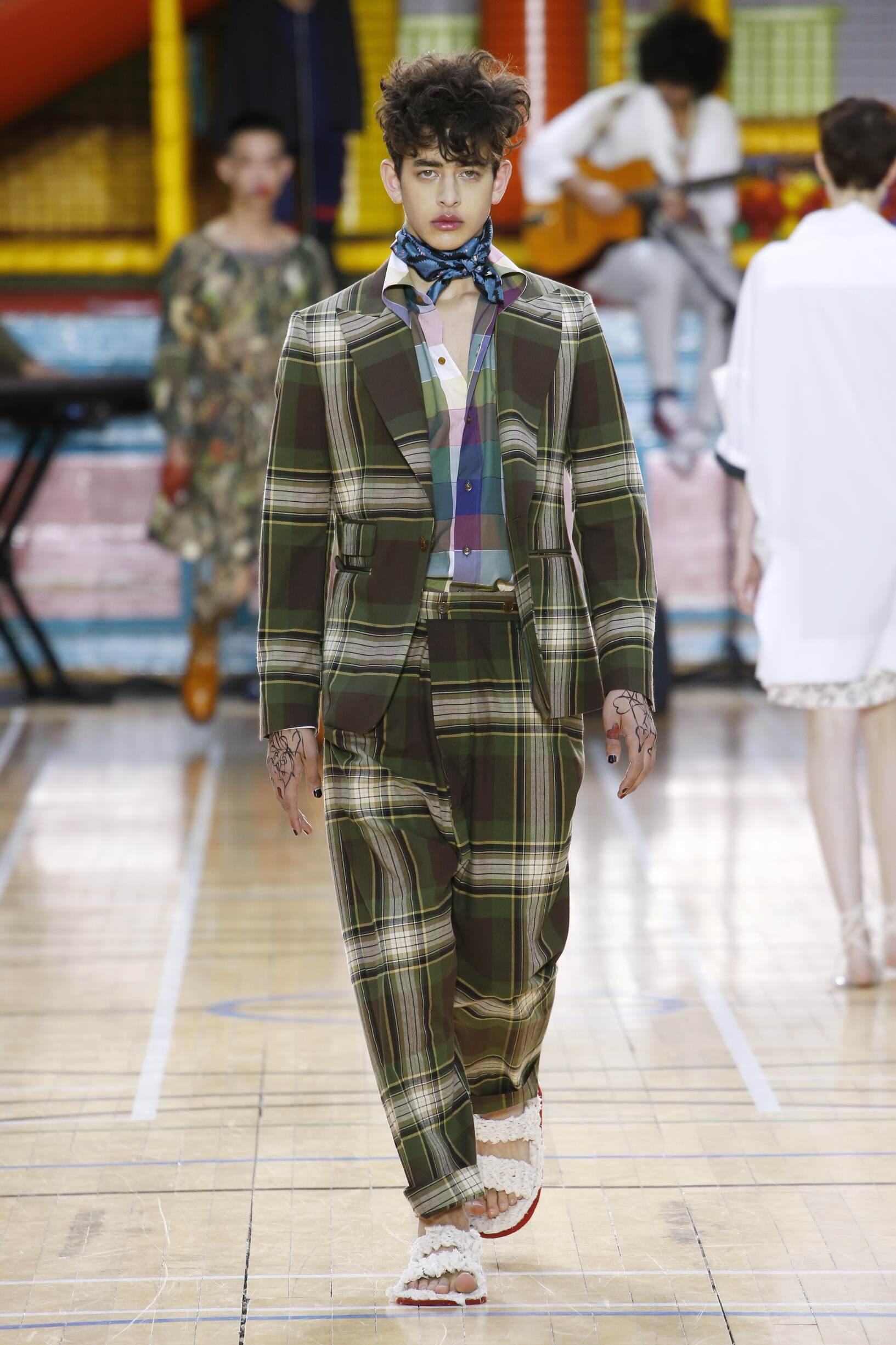 2018 Man Style Vivienne Westwood