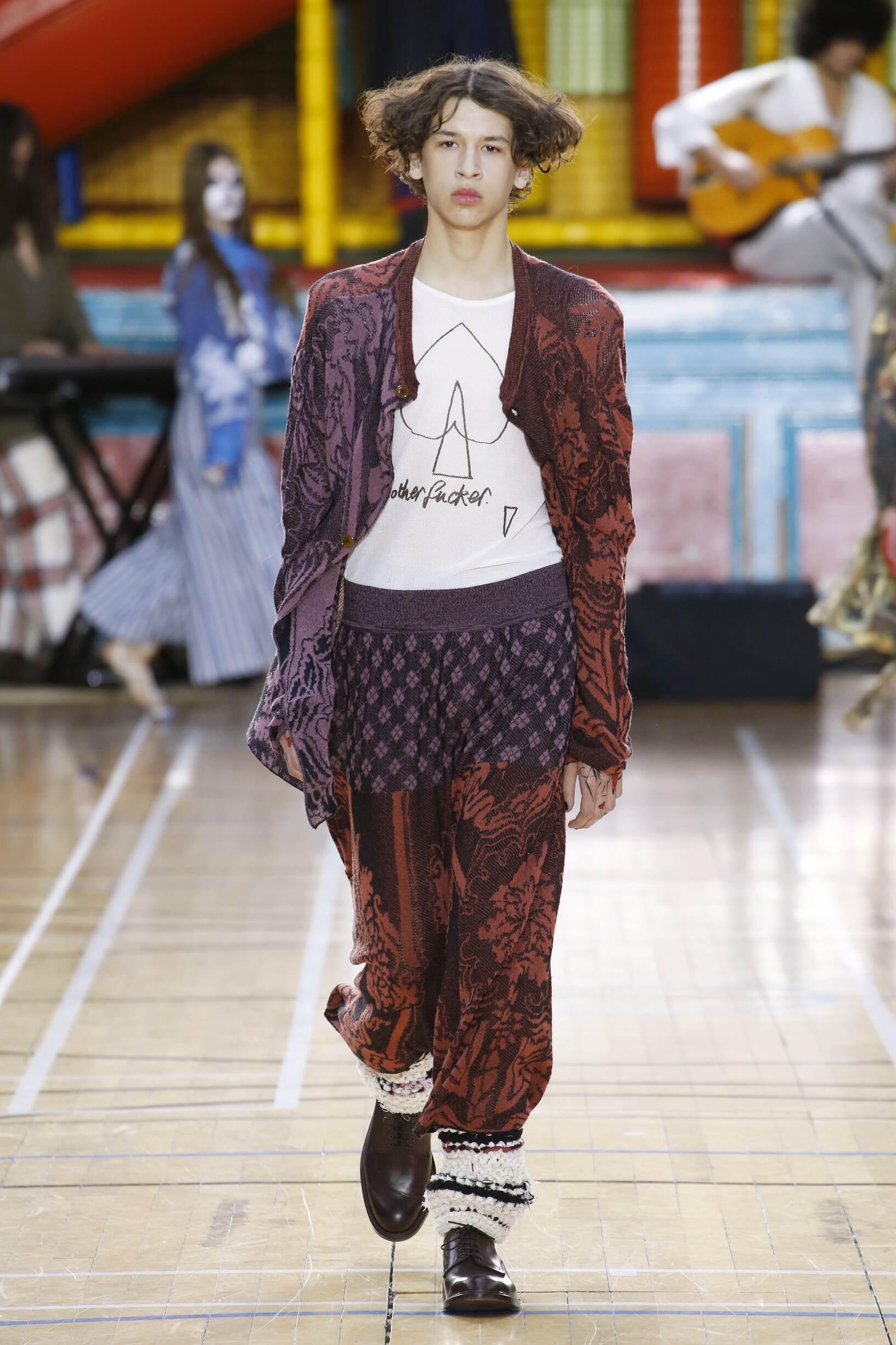 2018 Vivienne Westwood Summer Catwalk