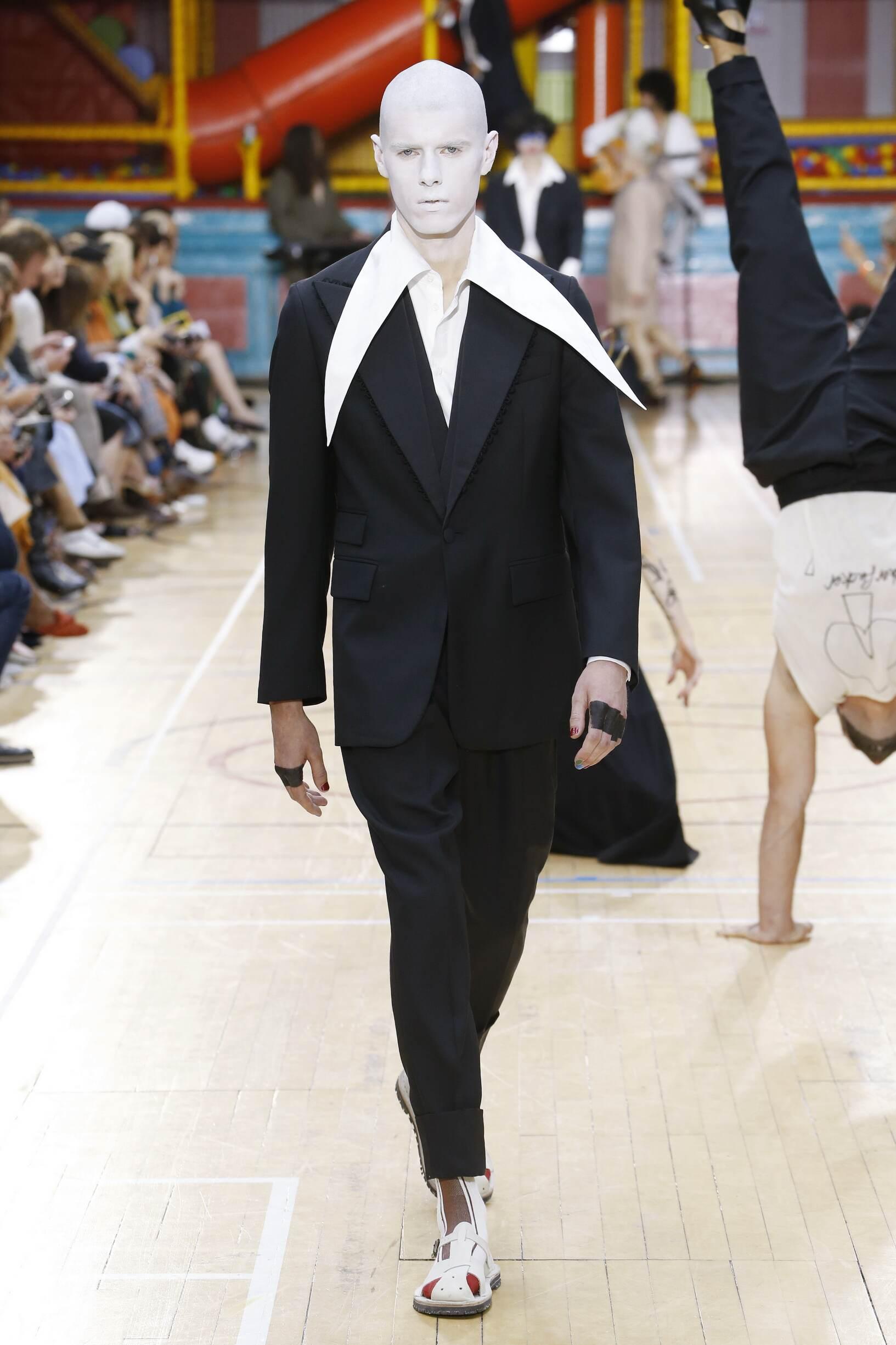 2018 Vivienne Westwood Trends London Fashion