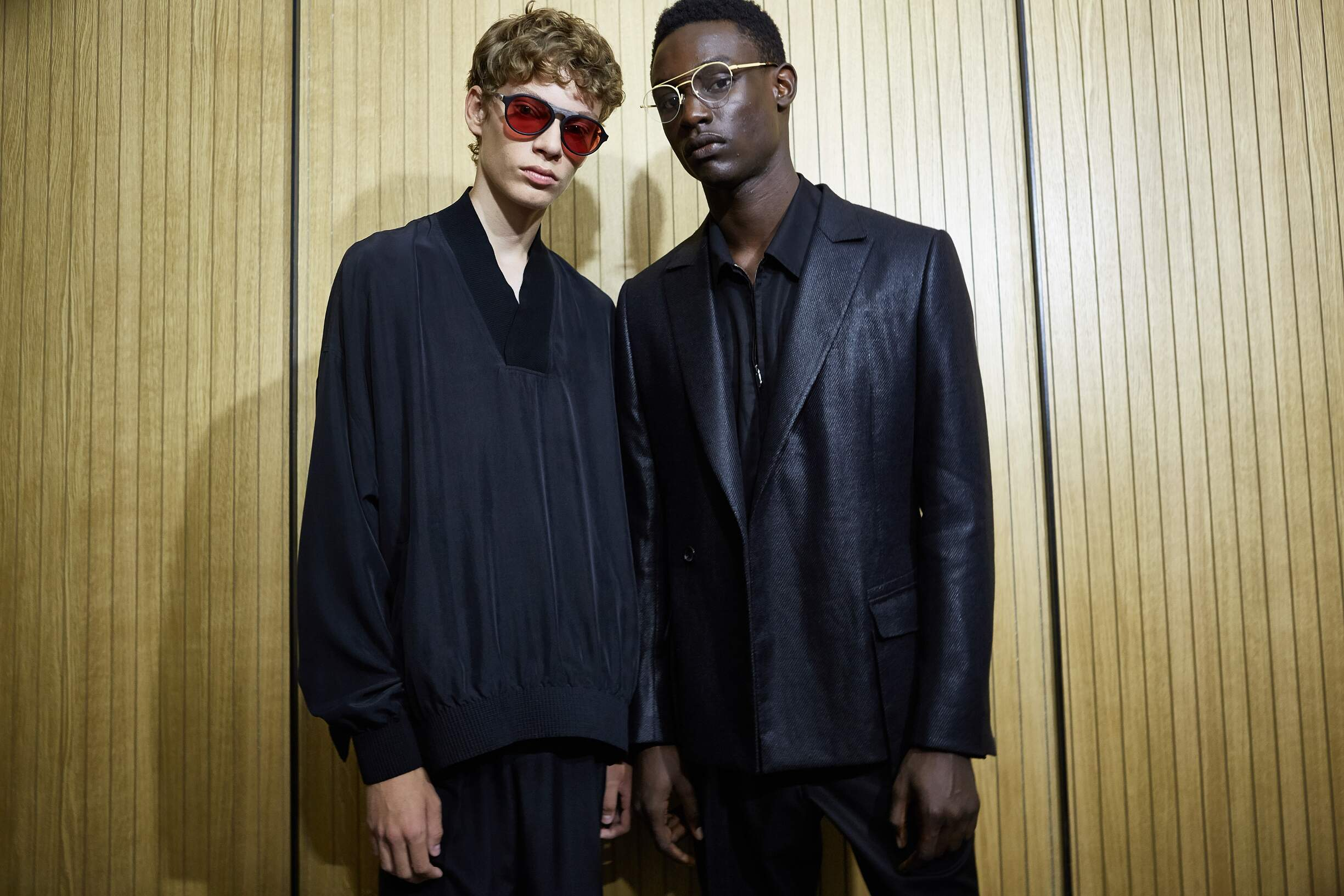 Backstage Ermenegildo Zegna Couture Trends