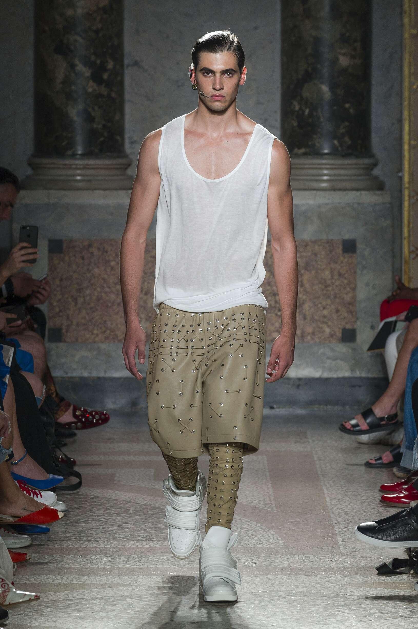Catwalk Les Hommes Summer 2018