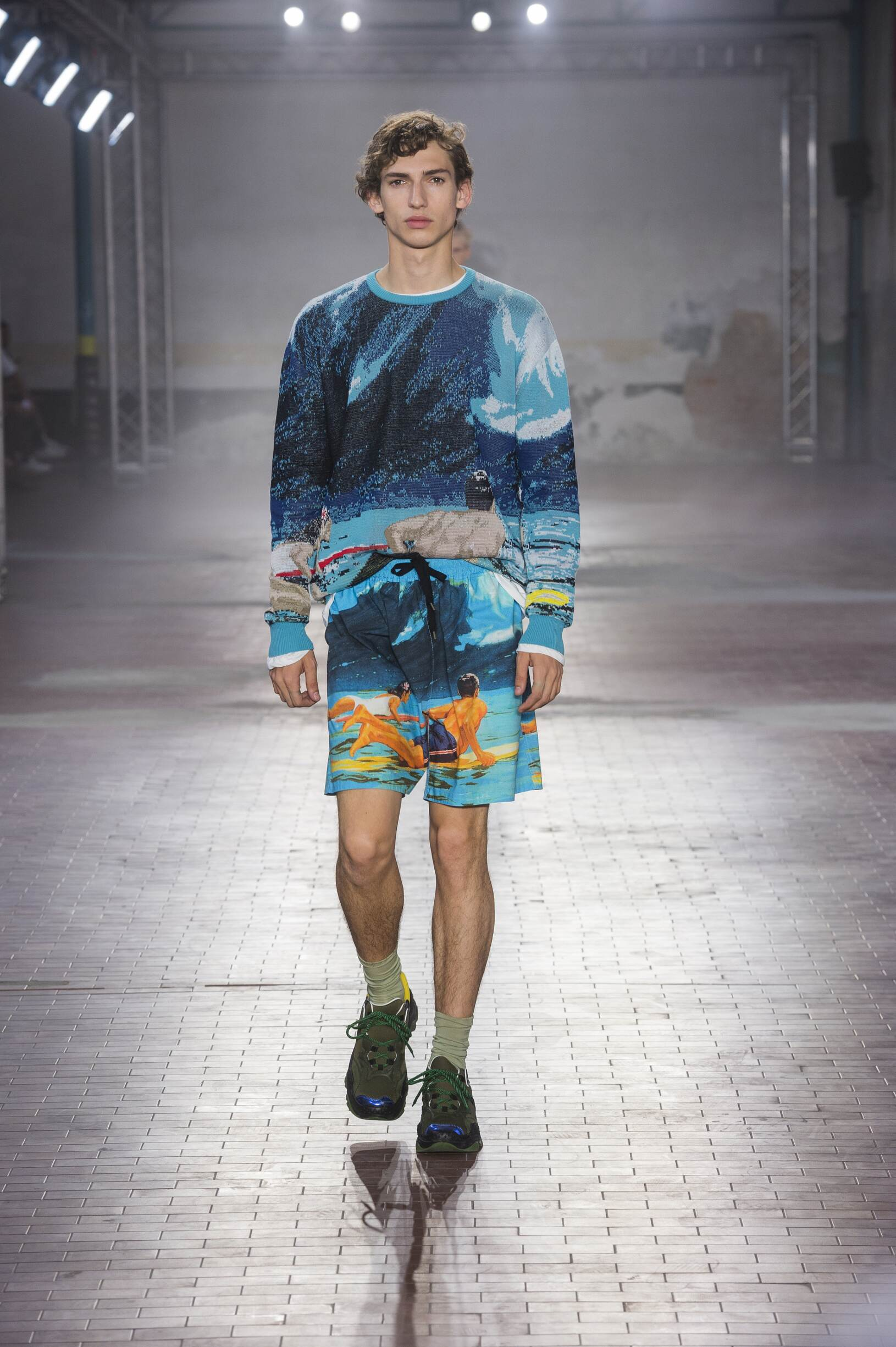 Catwalk N°21 Man Fashion Show Summer 2018