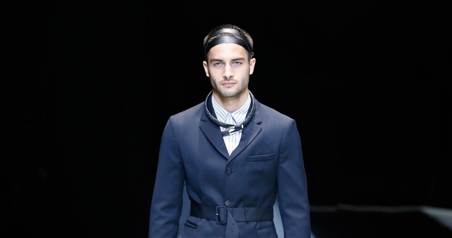 Emporio Armani Fashion Show SS 2018 Milan