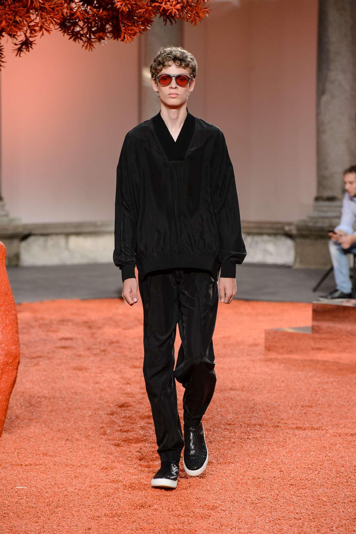 Ermenegildo Zegna Couture 2018 Milan