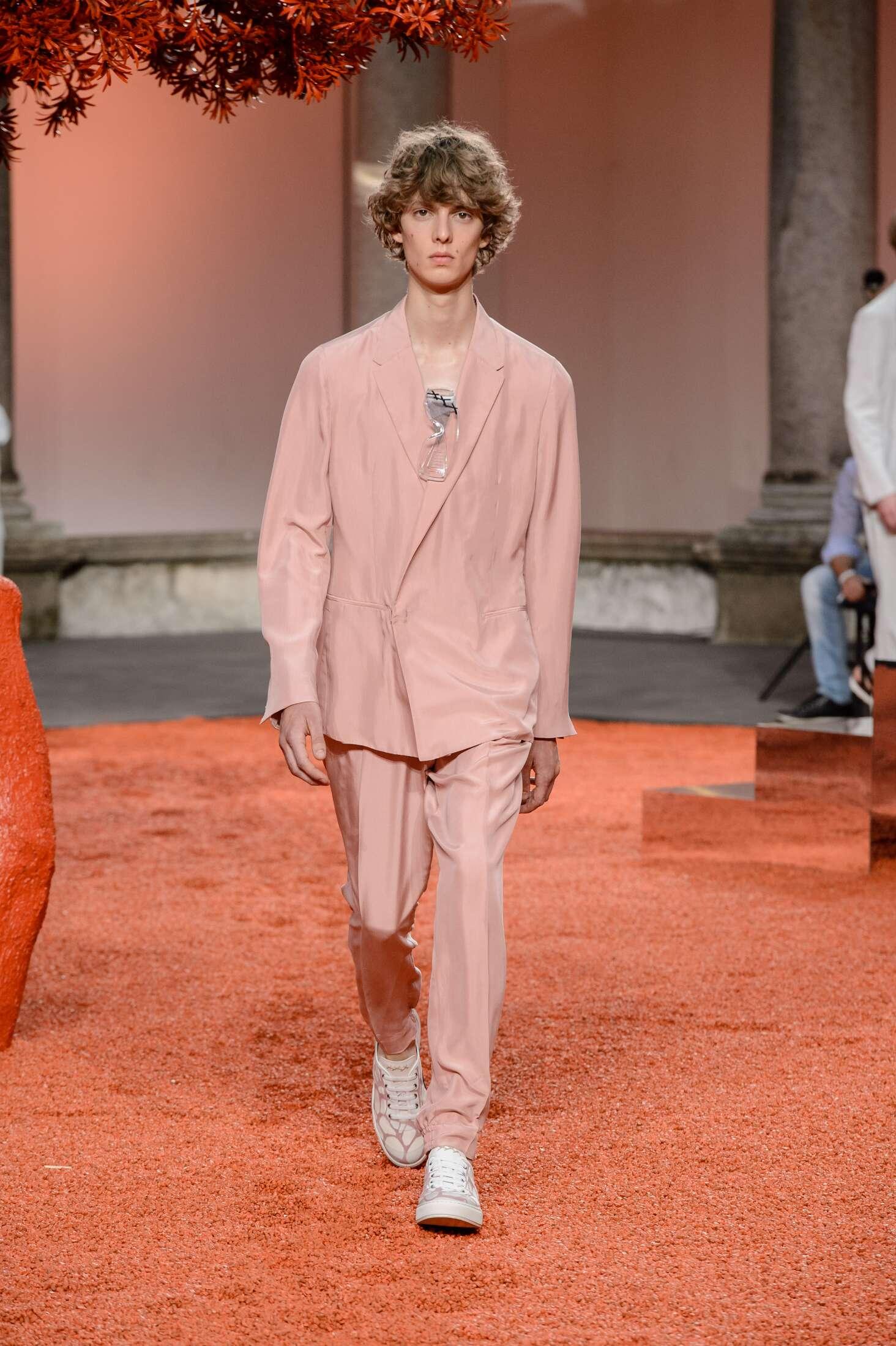Ermenegildo Zegna Couture 2018